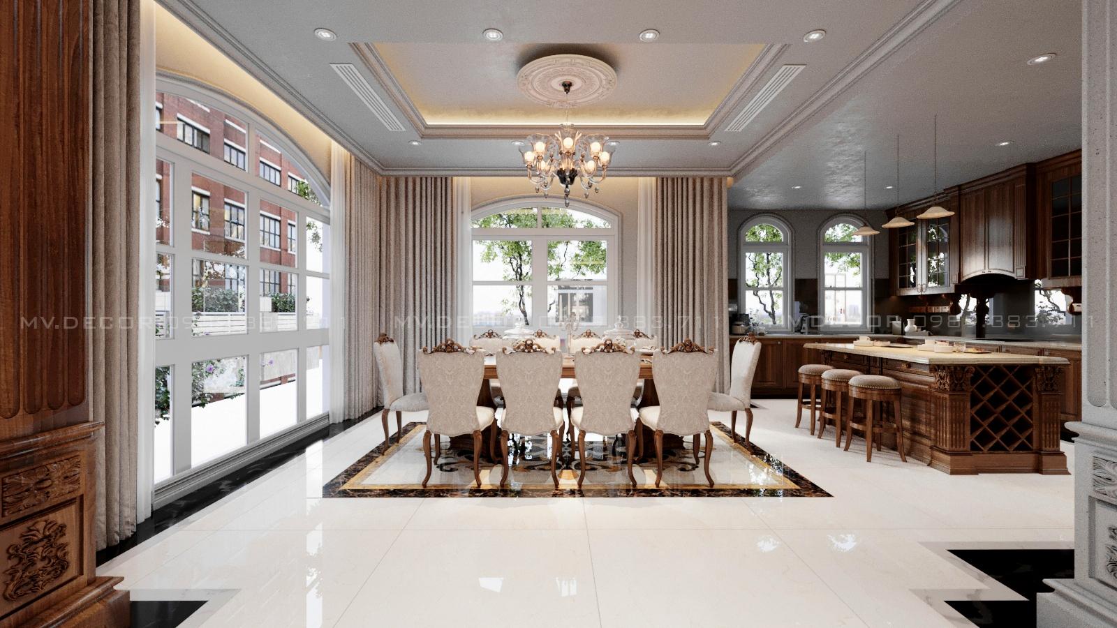 thiết kế nội thất Biệt Thự tại Hải Phòng BT VINHOME HẢI PHÒNG 1 1562719447