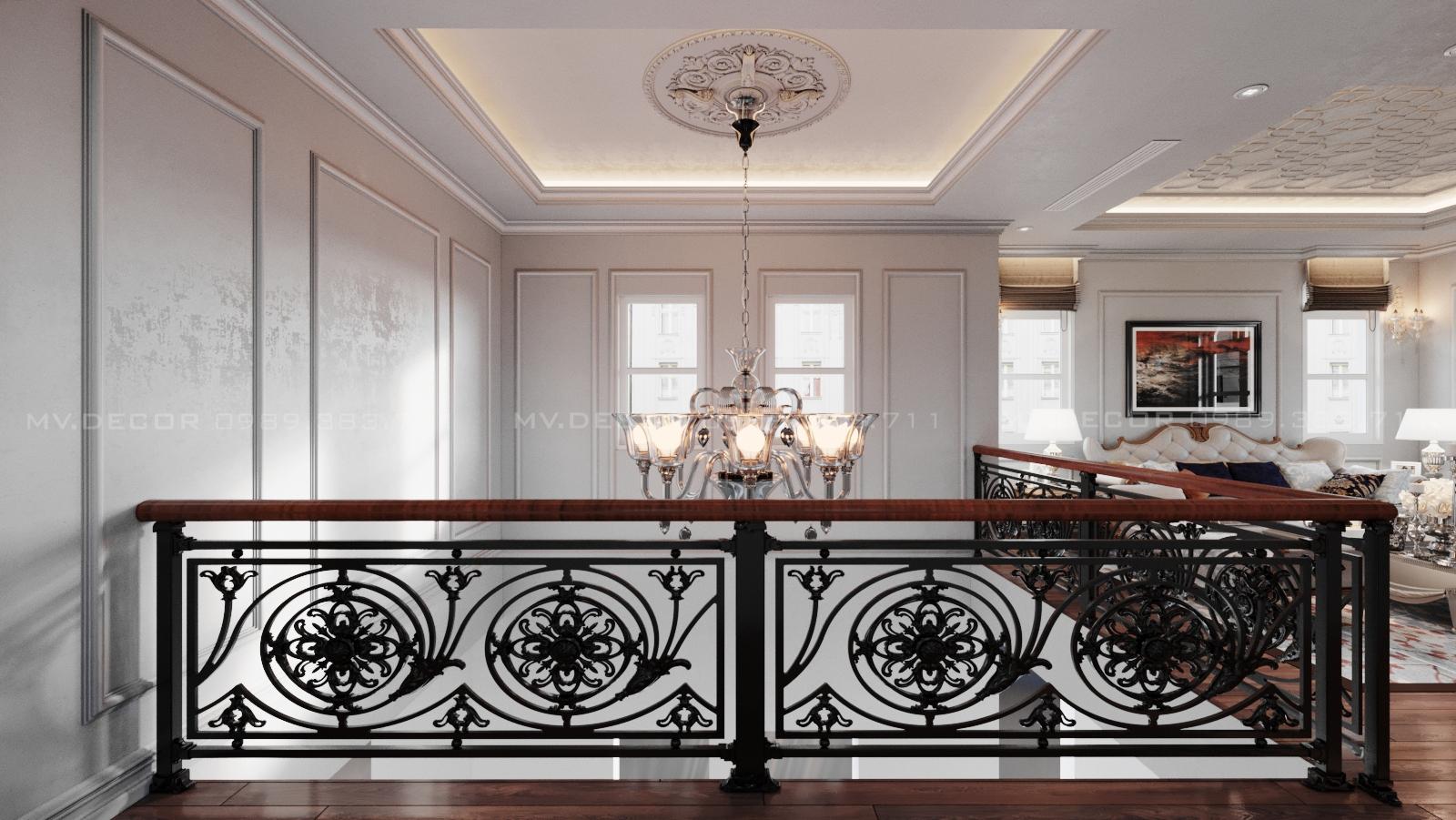 thiết kế nội thất Biệt Thự tại Hải Phòng BT VINHOME HẢI PHÒNG 15 1562719450