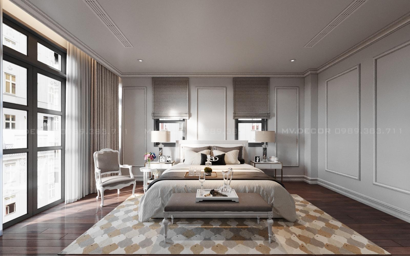 thiết kế nội thất Biệt Thự tại Hải Phòng BT VENICE 6-26 17 1564932017