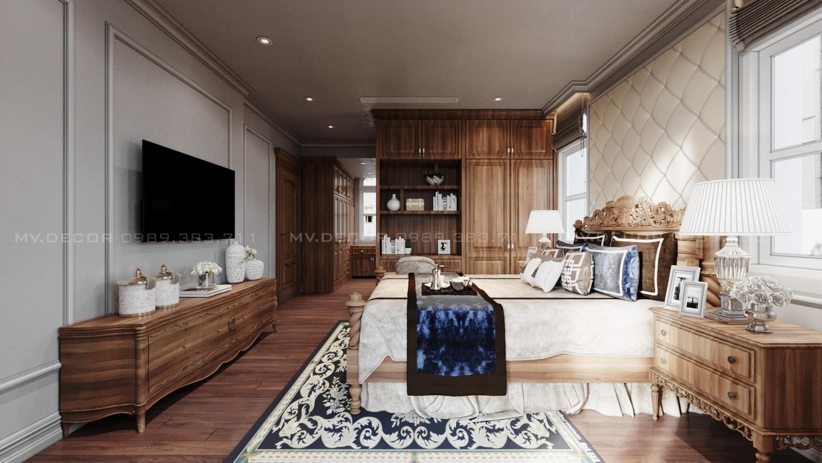 thiết kế nội thất Biệt Thự tại Hải Phòng BT VINHOME HẢI PHÒNG 18 1562719452