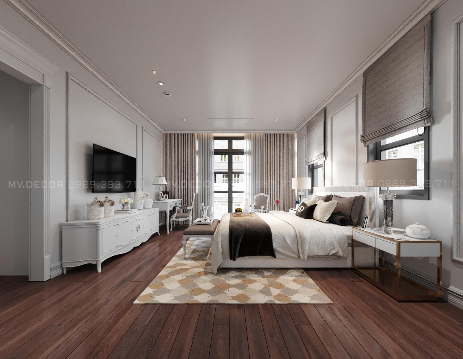 thiết kế nội thất Biệt Thự tại Hải Phòng BT VENICE 6-26 18 1564932017
