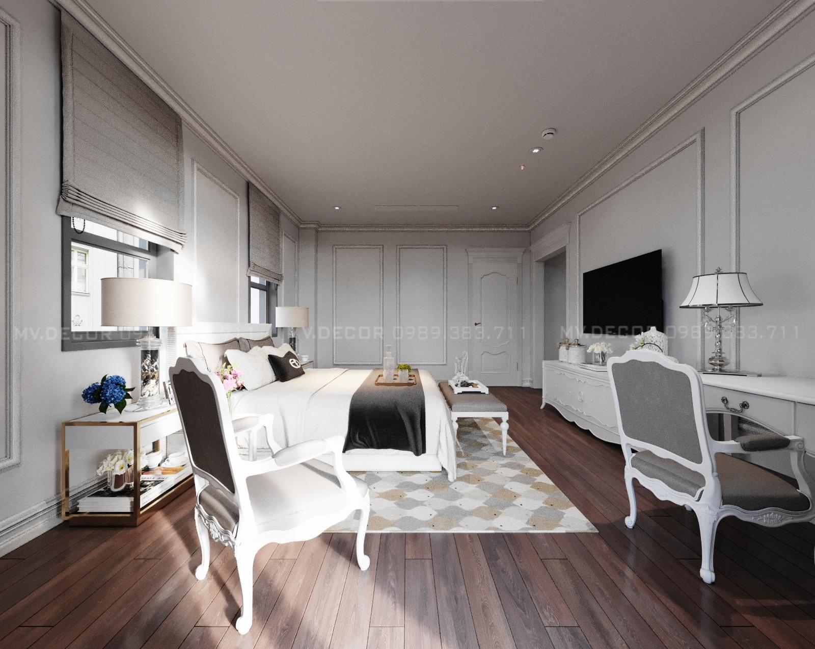thiết kế nội thất Biệt Thự tại Hải Phòng BT VENICE 6-26 19 1564932018