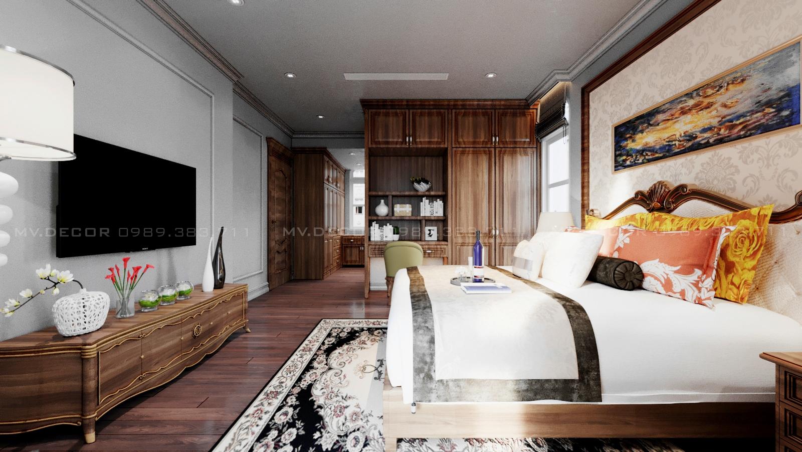 thiết kế nội thất Biệt Thự tại Hải Phòng BT VINHOME HẢI PHÒNG 22 1562719453