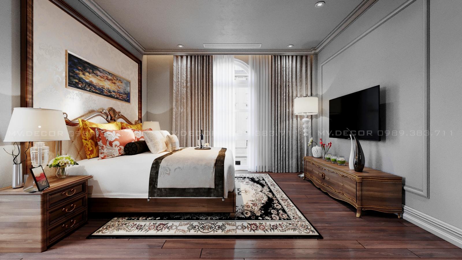 thiết kế nội thất Biệt Thự tại Hải Phòng BT VINHOME HẢI PHÒNG 23 1562719453