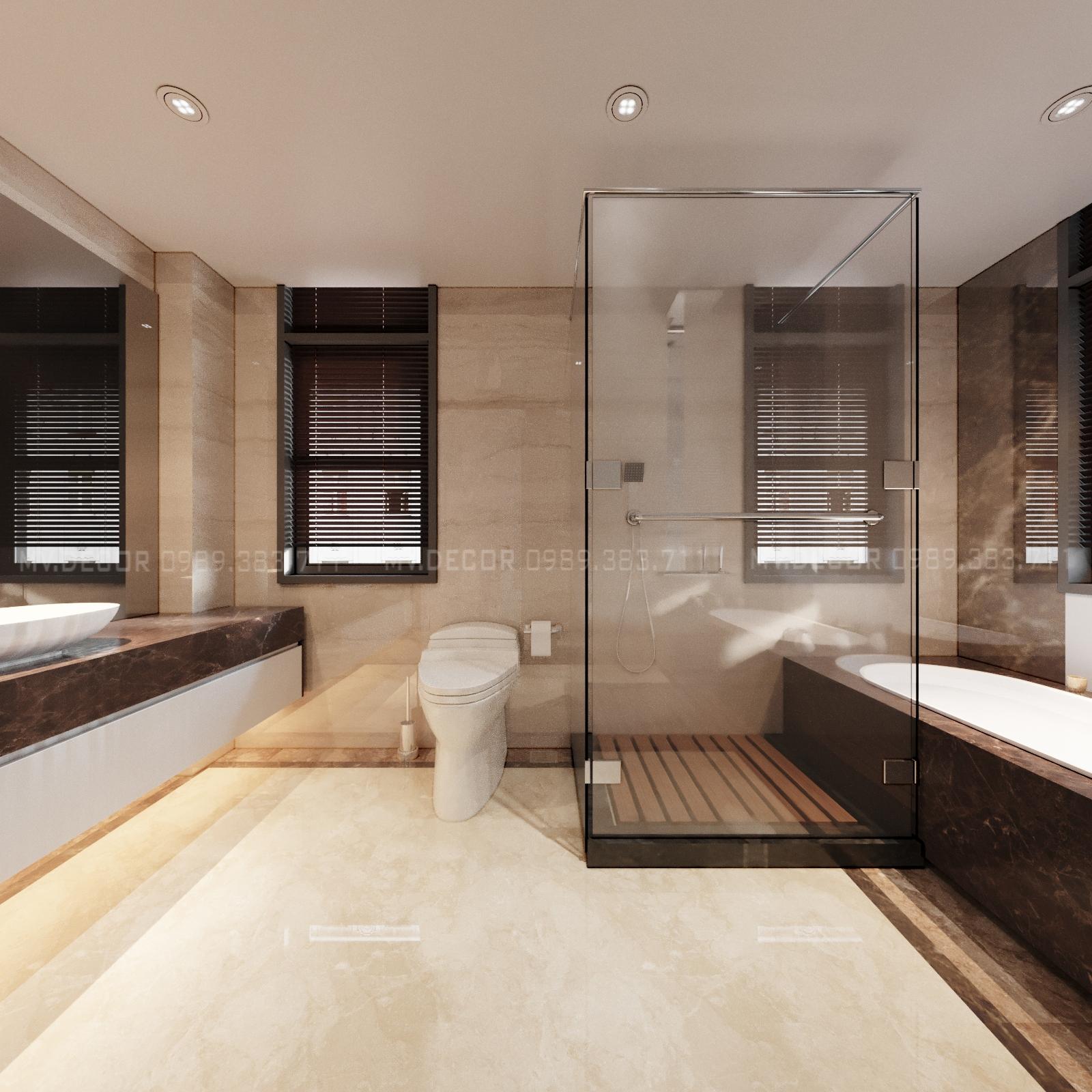 thiết kế nội thất Biệt Thự tại Hải Phòng BT VENICE 6-26 23 1564932020