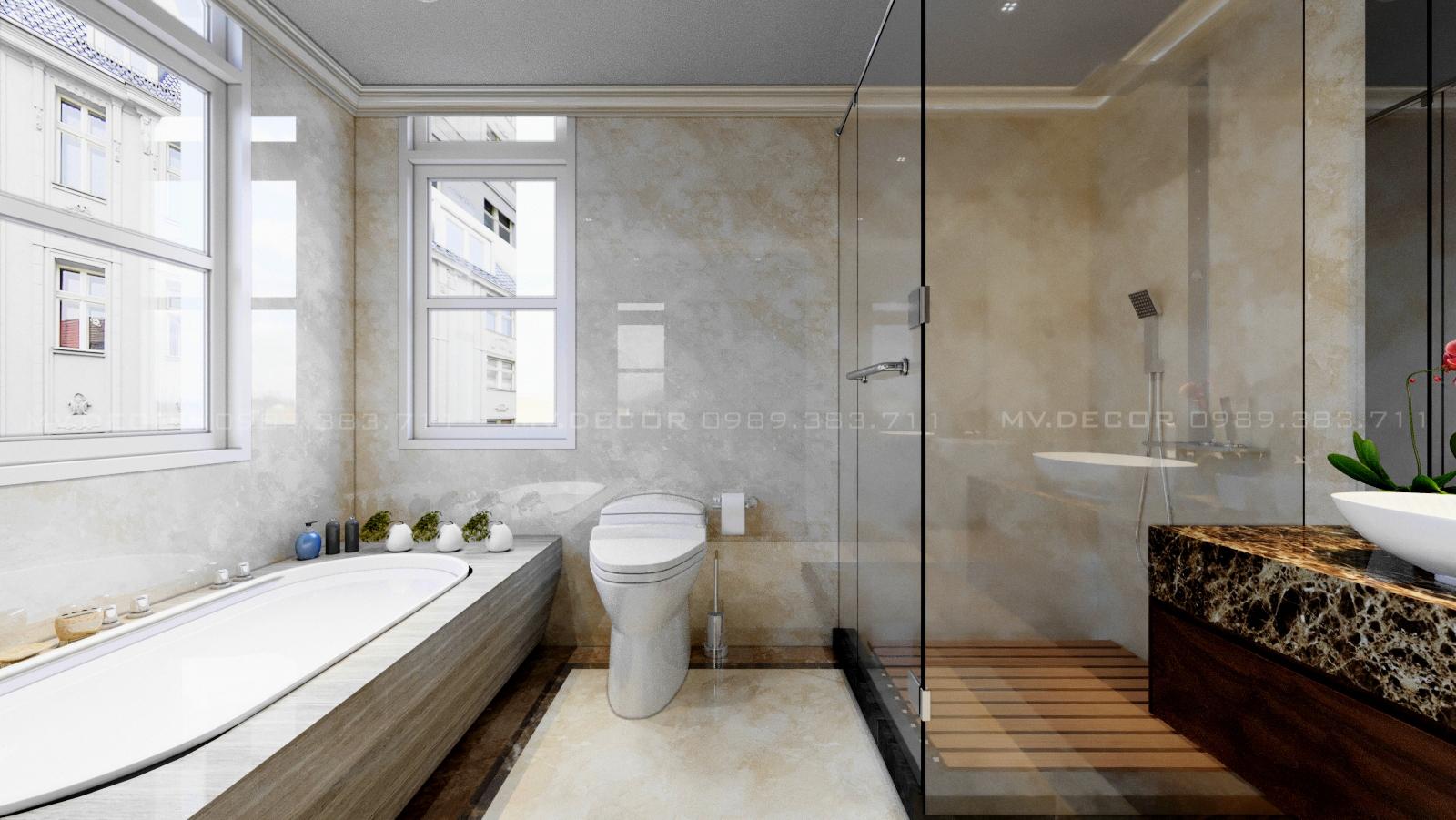thiết kế nội thất Biệt Thự tại Hải Phòng BT VINHOME HẢI PHÒNG 26 1562719454