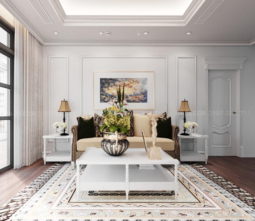 thiết kế nội thất Biệt Thự tại Hải Phòng BT VENICE 6-26 26 1564932020