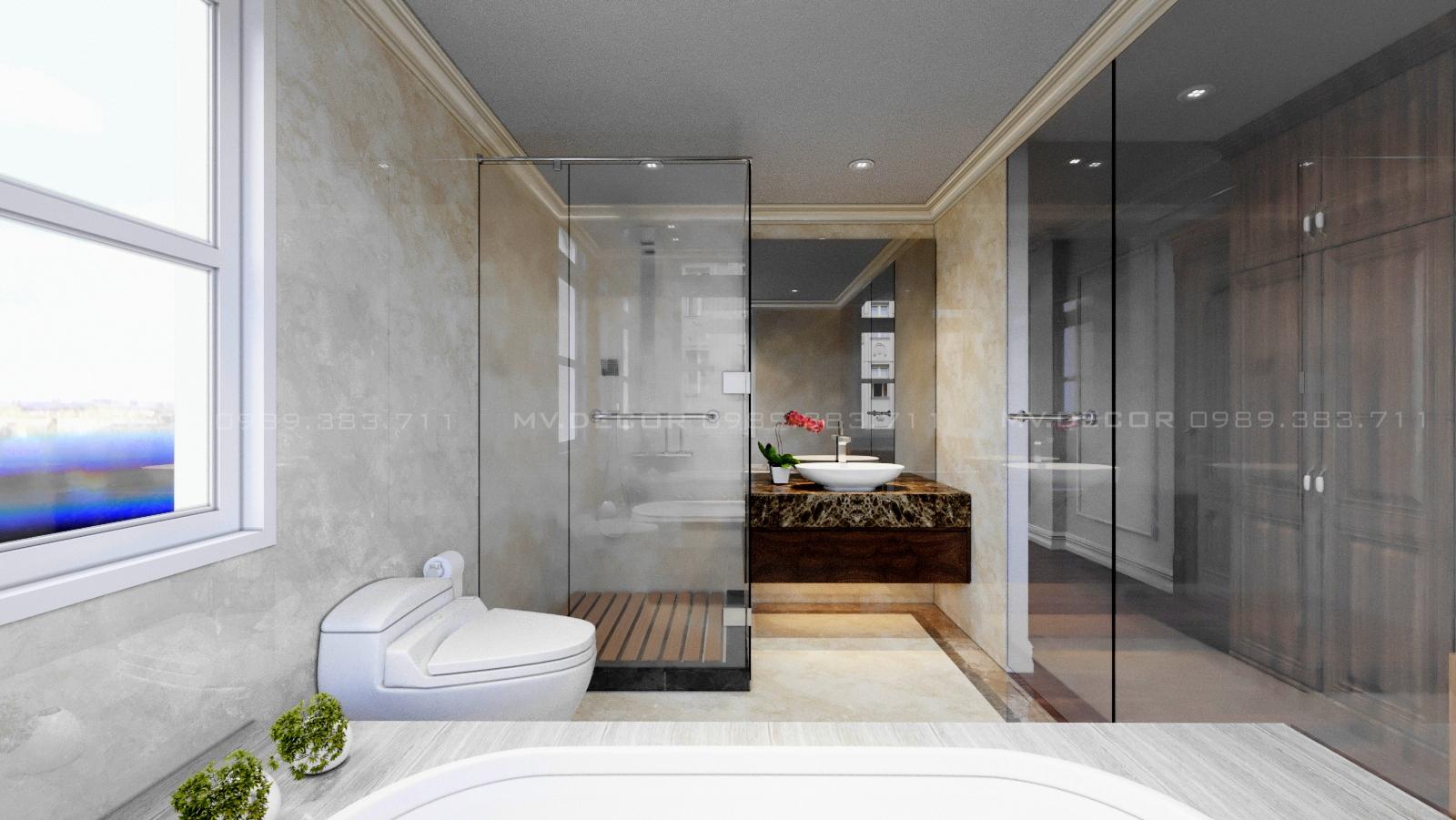 thiết kế nội thất Biệt Thự tại Hải Phòng BT VINHOME HẢI PHÒNG 27 1562719455
