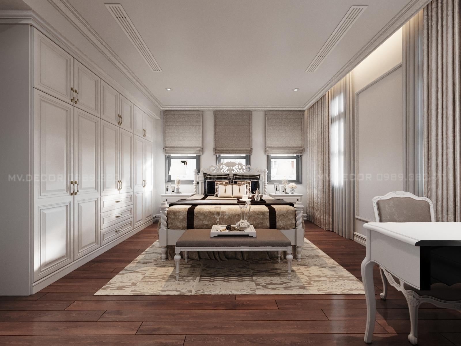 thiết kế nội thất Biệt Thự tại Hải Phòng BT VENICE 6-26 27 1564932020