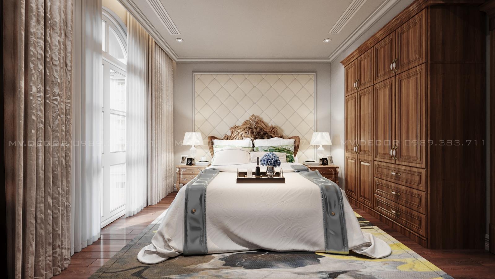 thiết kế nội thất Biệt Thự tại Hải Phòng BT VINHOME HẢI PHÒNG 28 1562719455