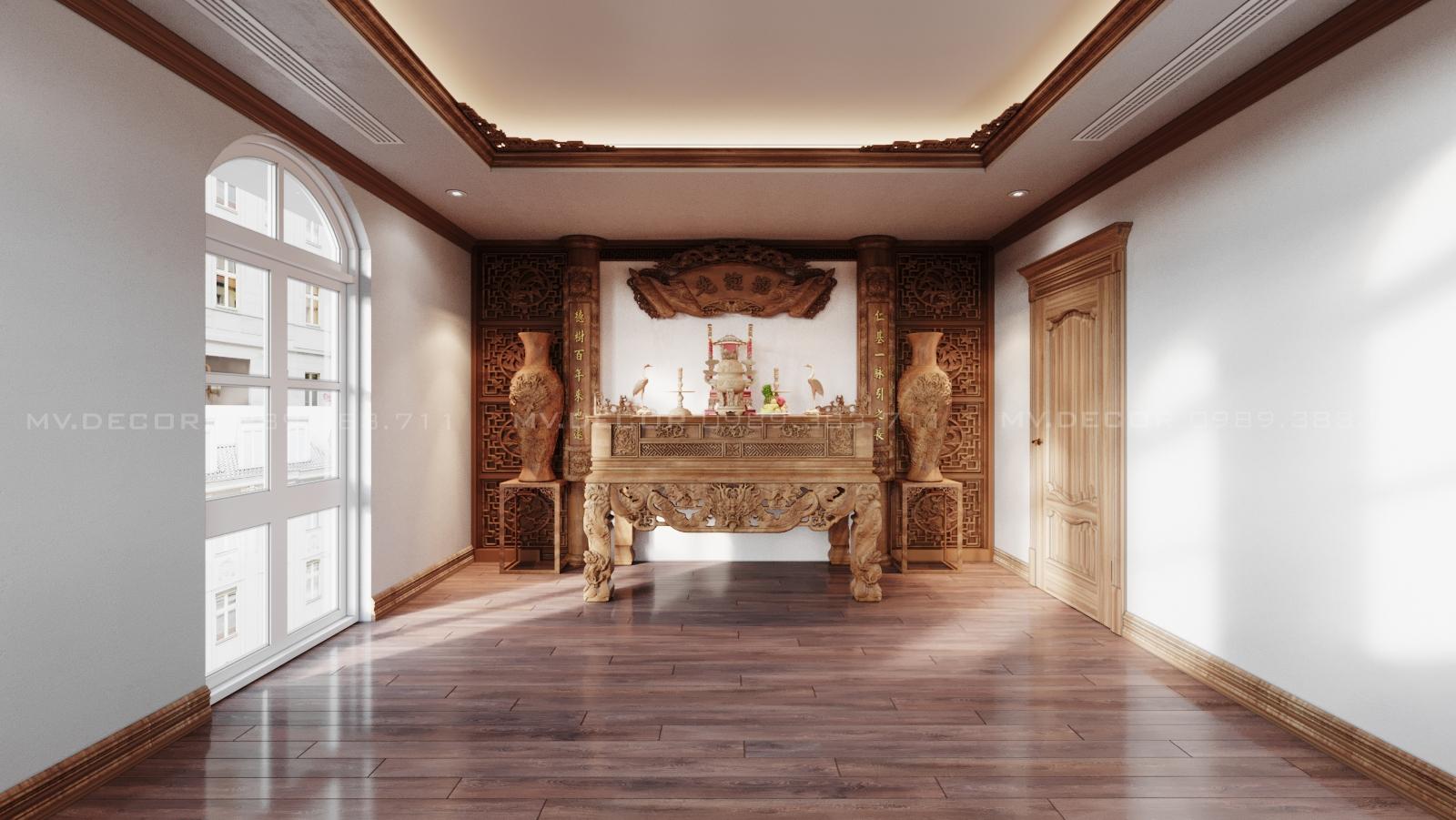 thiết kế nội thất Biệt Thự tại Hải Phòng BT VINHOME HẢI PHÒNG 31 1562719455