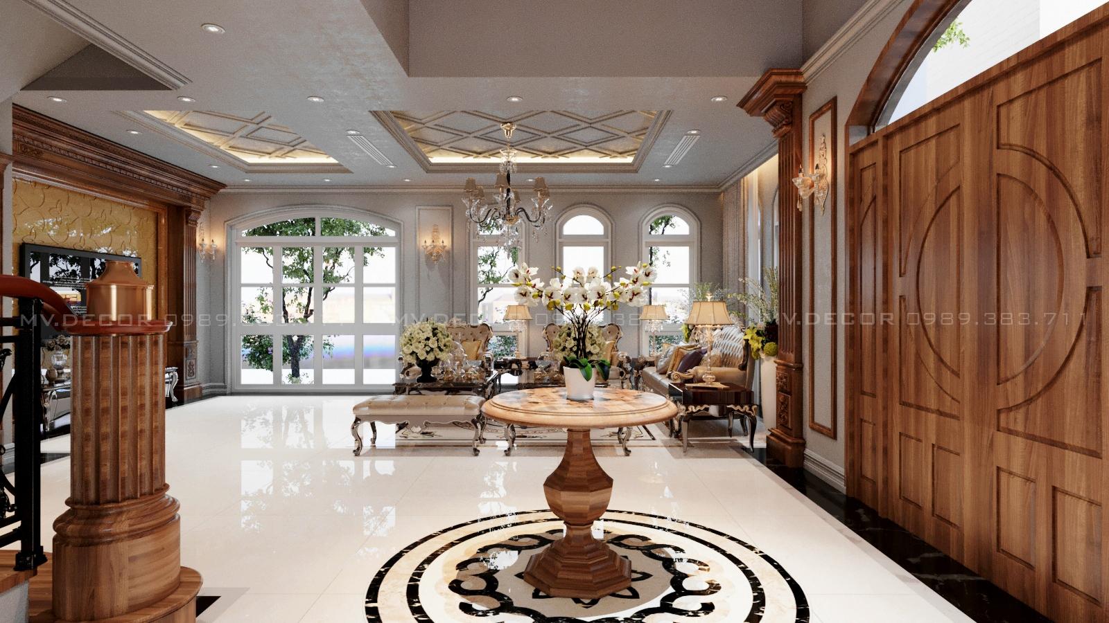 thiết kế nội thất Biệt Thự tại Hải Phòng BT VINHOME HẢI PHÒNG 5 1562719447