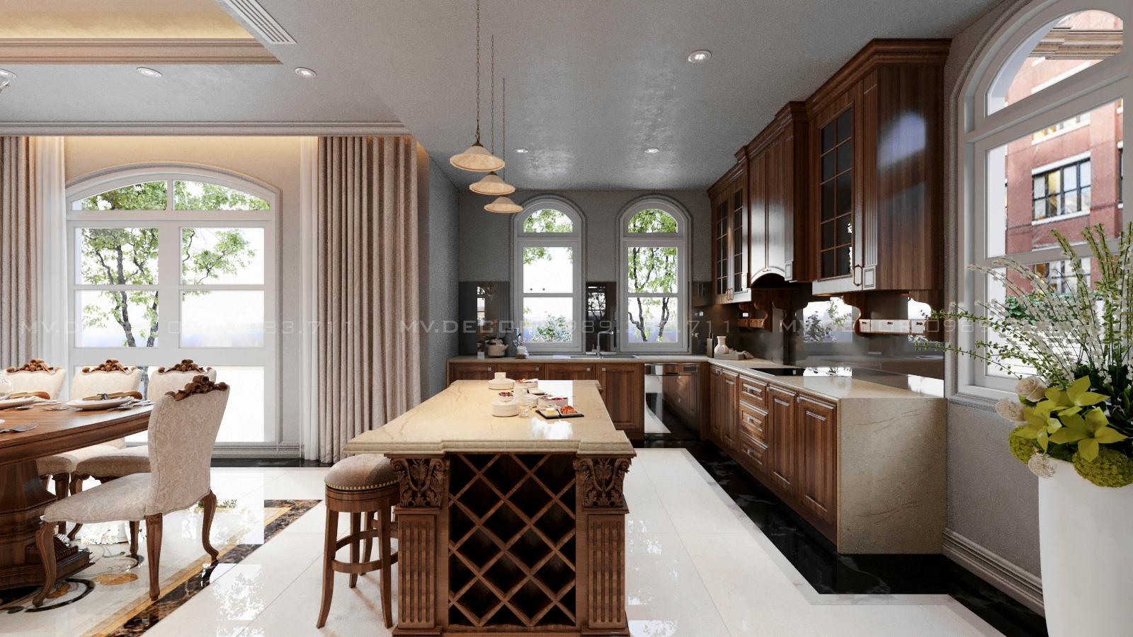 thiết kế nội thất Biệt Thự tại Hải Phòng BT VINHOME HẢI PHÒNG 8 1562719449