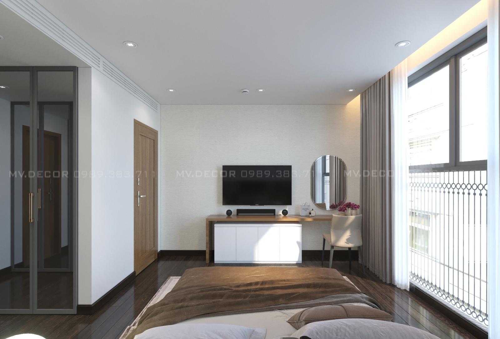 thiết kế nội thất chung cư tại Hà Nội duplex tân hoàng minh hoàng cầu 15 1550072055