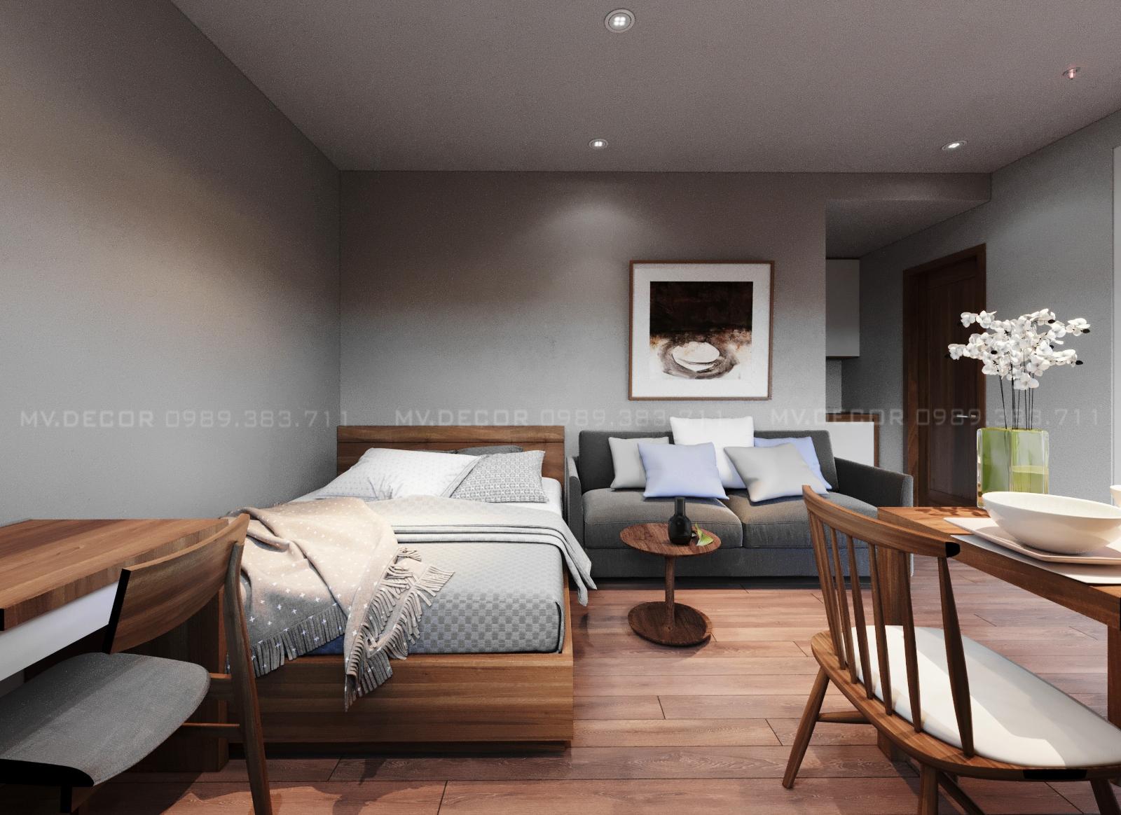 thiết kế nội thất Khách Sạn tại Hải Phòng căn hộ khách sạn cho thuê  12 1562943965