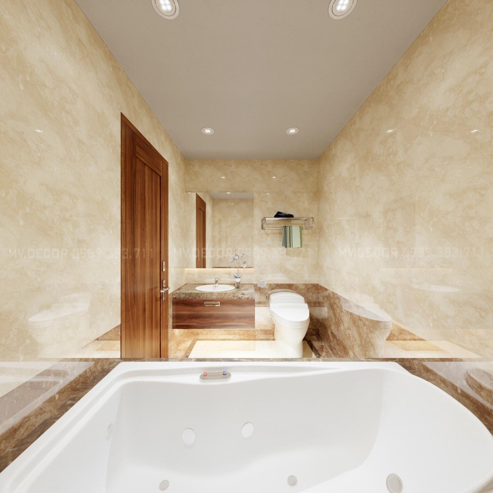 thiết kế nội thất Khách Sạn tại Hải Phòng căn hộ khách sạn cho thuê  13 1562943967