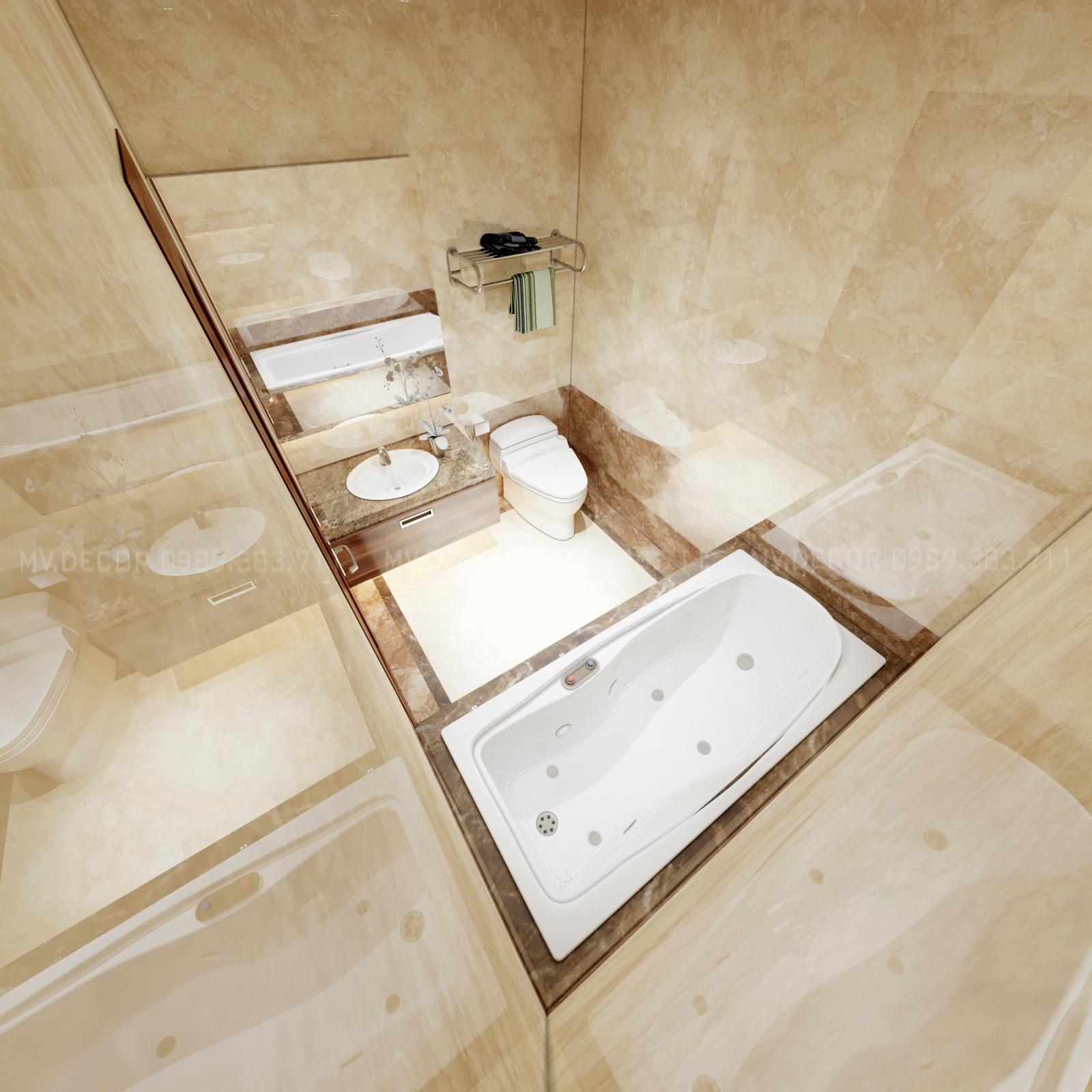 thiết kế nội thất Khách Sạn tại Hải Phòng căn hộ khách sạn cho thuê  14 1562943967