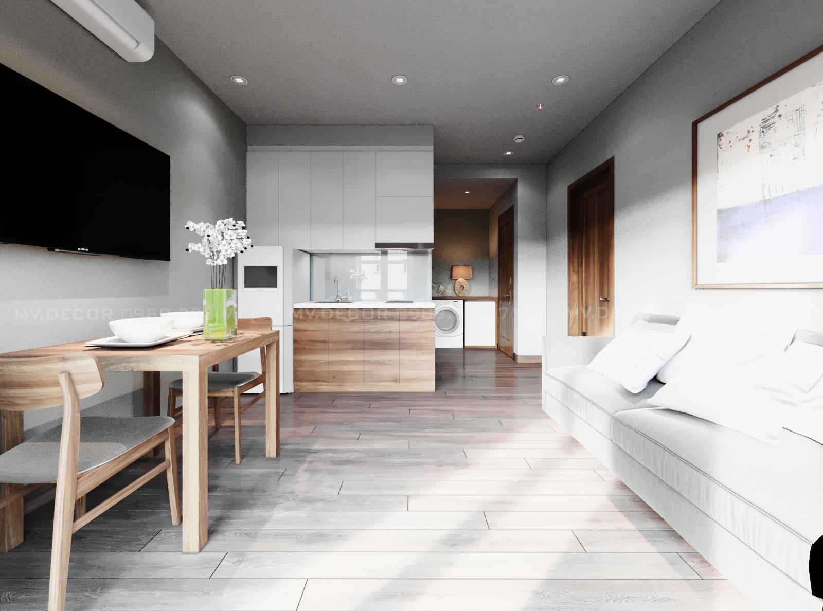 thiết kế nội thất Khách Sạn tại Hải Phòng căn hộ khách sạn cho thuê  6 1562943964