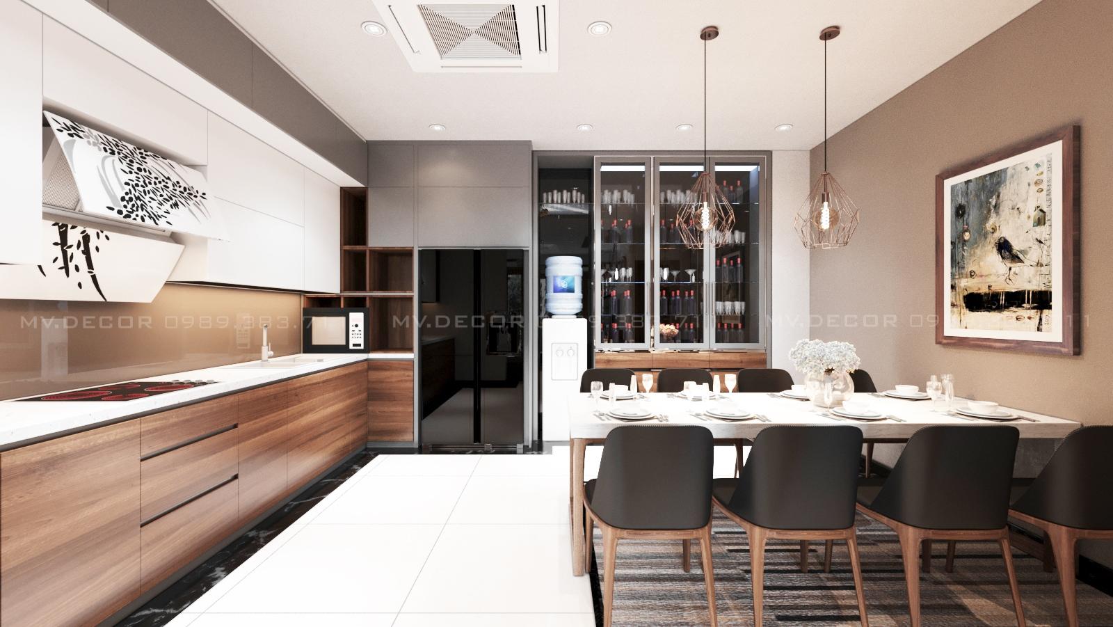 thiết kế nội thất Nhà Mặt Phố tại Hà Nội NHÀ Ở GIA ĐÌNH HÀO NAM 7 1562719632