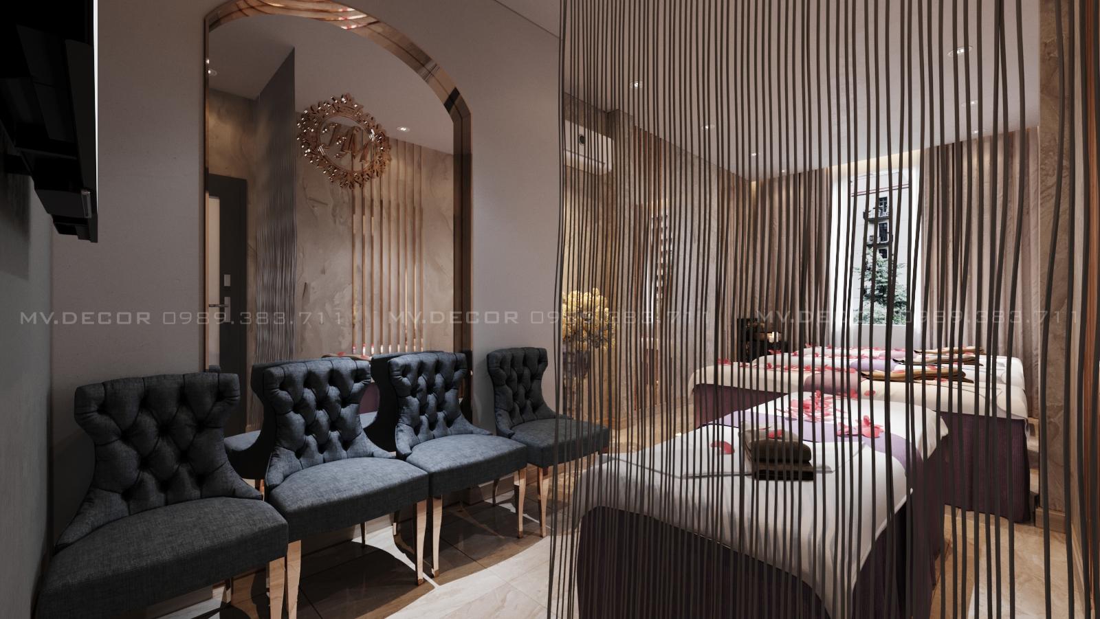 thiết kế nội thất Spa tại Hồ Chí Minh CHI NHÁNH MI HƯƠNG SPA HỒ CHÍ MINH 10 1562719799
