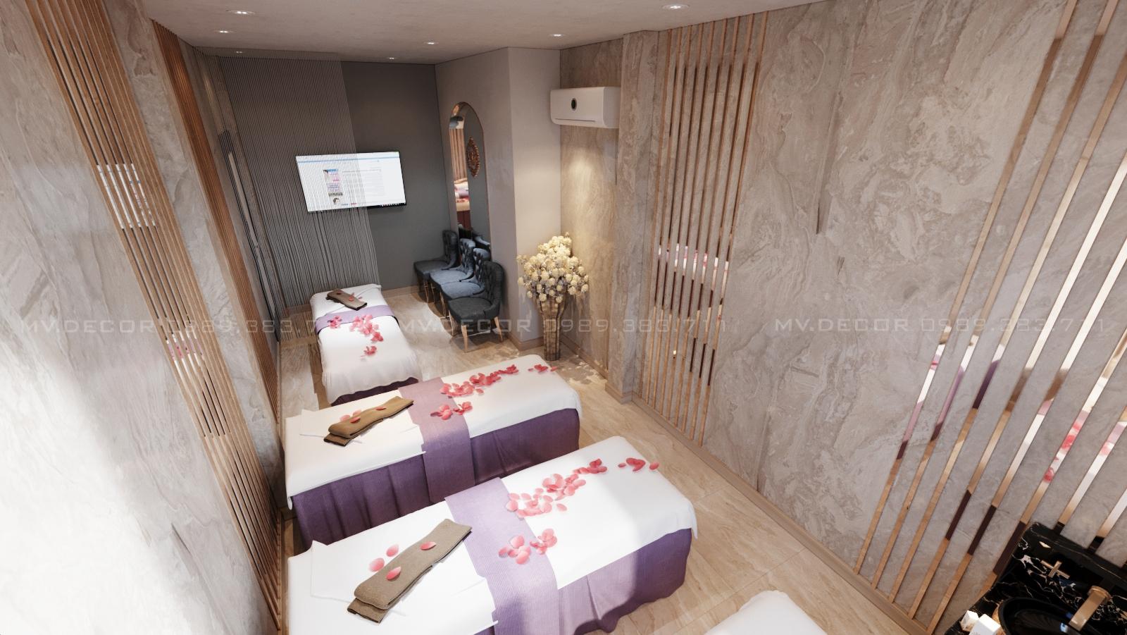 thiết kế nội thất Spa tại Hồ Chí Minh CHI NHÁNH MI HƯƠNG SPA HỒ CHÍ MINH 11 1562719799