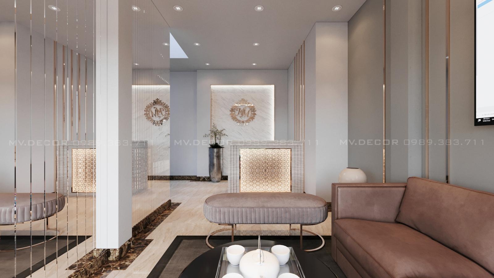 thiết kế nội thất Spa tại Hồ Chí Minh CHI NHÁNH MI HƯƠNG SPA HỒ CHÍ MINH 2 1562719797