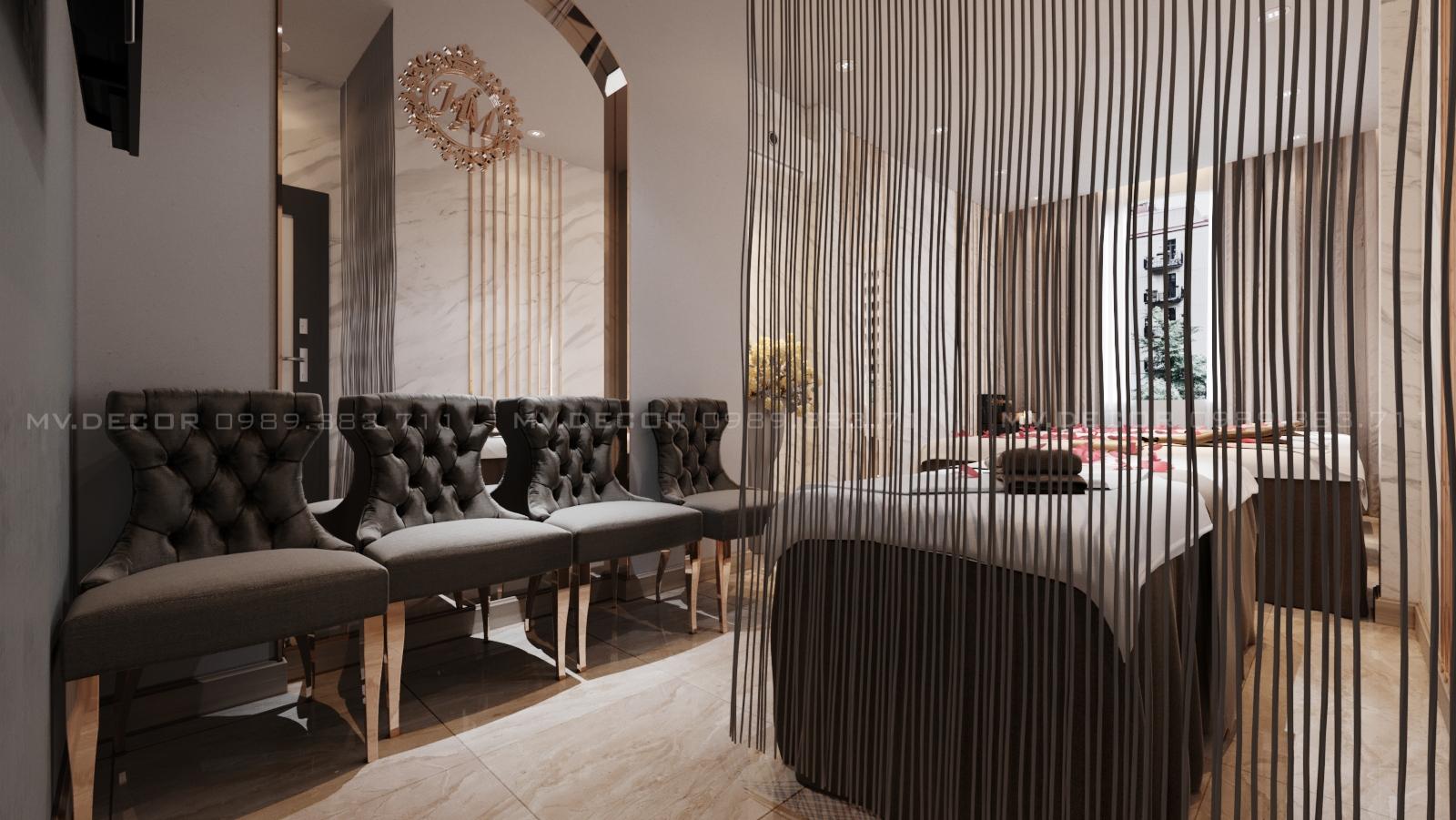thiết kế nội thất Spa tại Hồ Chí Minh CHI NHÁNH MI HƯƠNG SPA HỒ CHÍ MINH 6 1562719798
