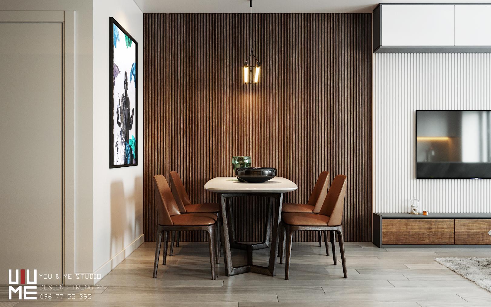 thiết kế nội thất chung cư tại Hà Nội 90 Nguyễn Tuân 5 1566362694
