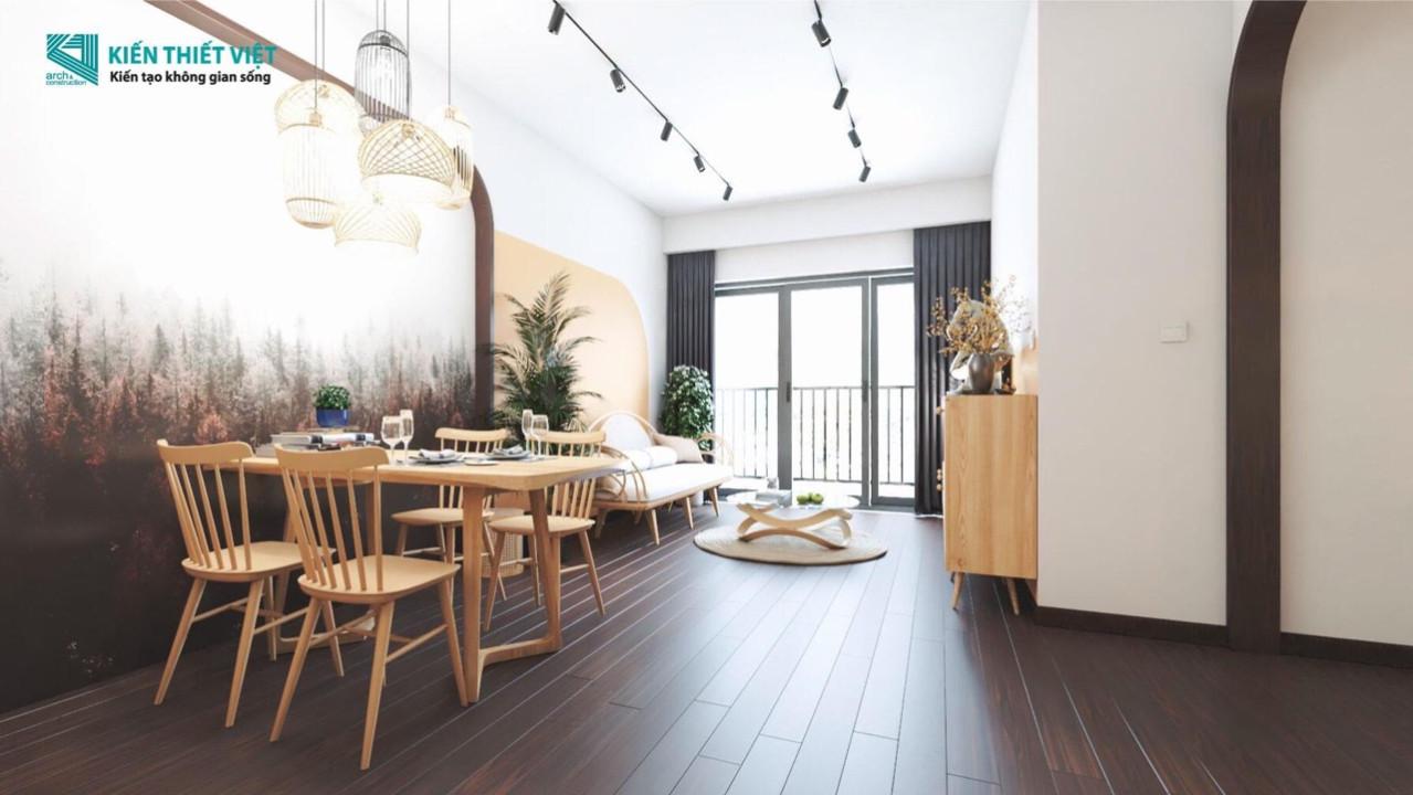 Thiết kế nội thất Chung Cư tại Hồ Chí Minh Sài Gòn  South Resdences 1588562396 0