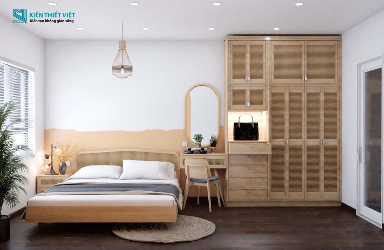 Thiết kế nội thất Chung Cư tại Hồ Chí Minh Sài Gòn  South Resdences 1588562396 2