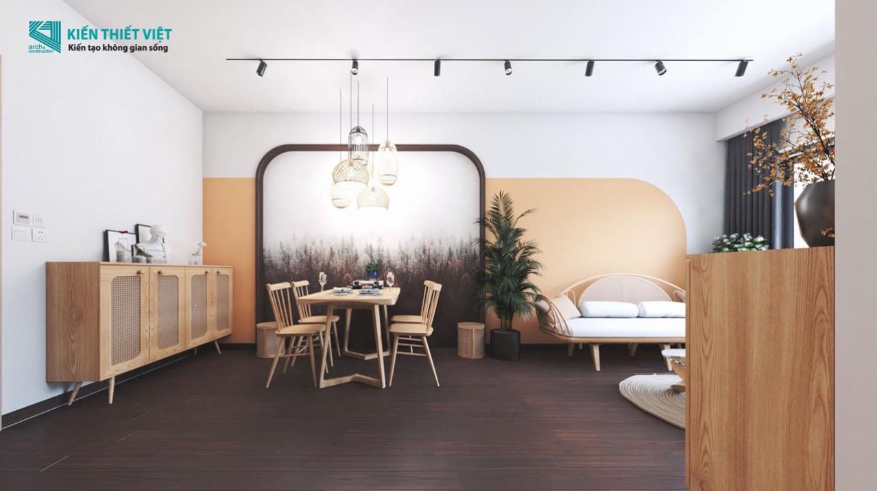 Thiết kế nội thất Chung Cư tại Hồ Chí Minh Sài Gòn  South Resdences 1588562397 7