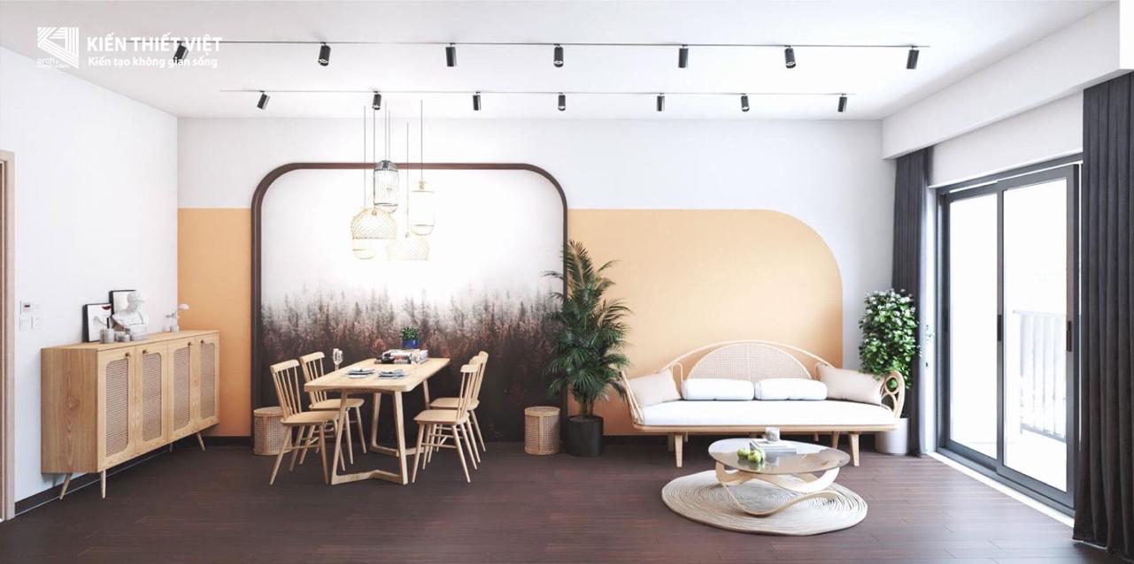 Thiết kế nội thất Chung Cư tại Hồ Chí Minh Sài Gòn  South Resdences 1588562397 9