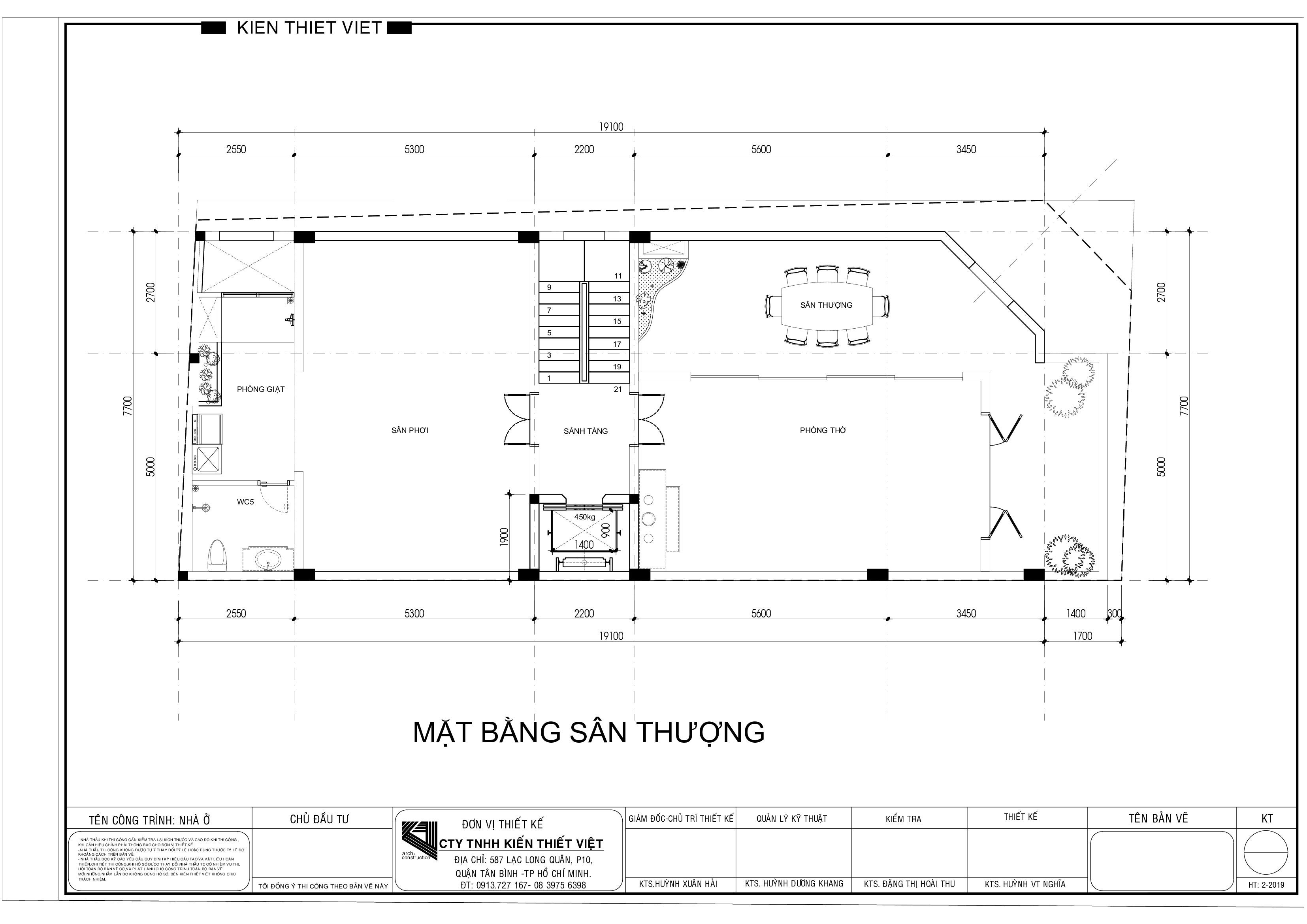 Thiết kế nội thất Nhà Mặt Phố tại Hồ Chí Minh Nhà phố Vườn Lài Tân Phú 1593399391 7
