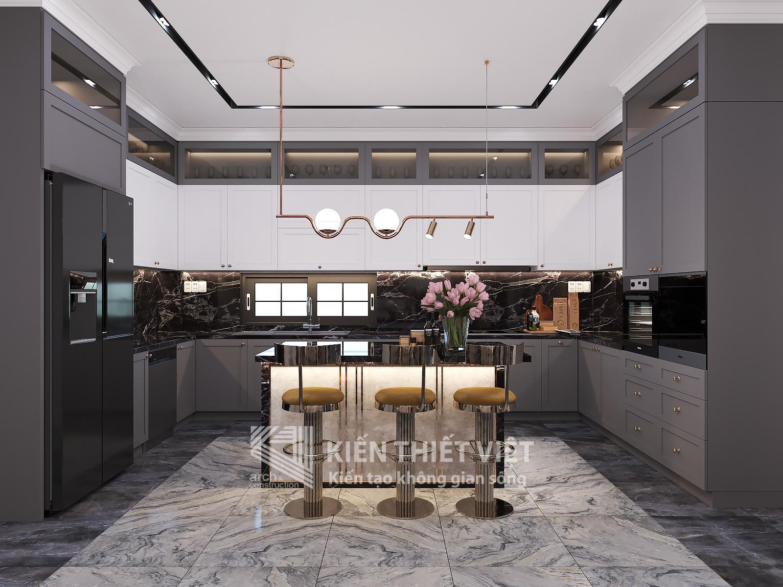 Thiết kế nội thất Nhà Mặt Phố tại Hồ Chí Minh Nhà phố Vườn Lài Tân Phú 1593399392 19