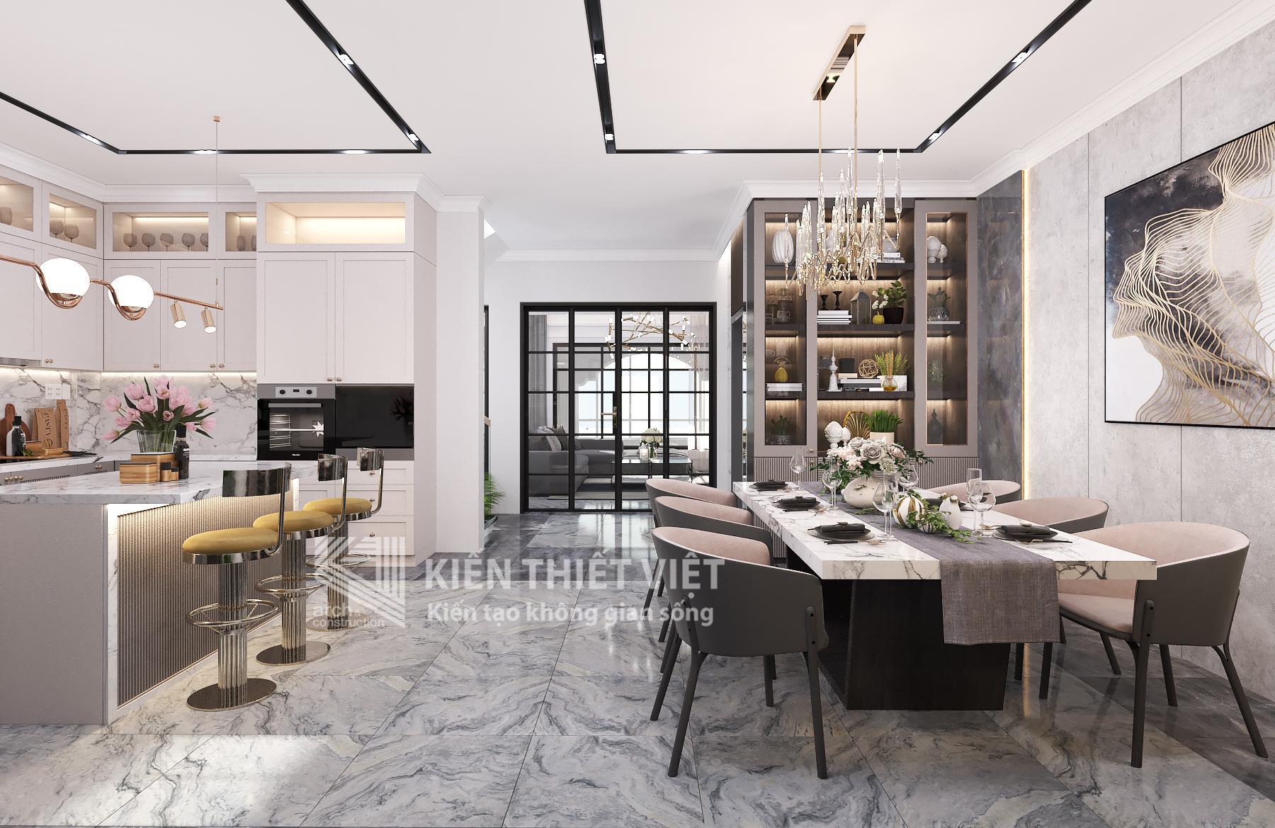 Thiết kế nội thất Nhà Mặt Phố tại Hồ Chí Minh Nhà phố Vườn Lài Tân Phú 1593399392 6