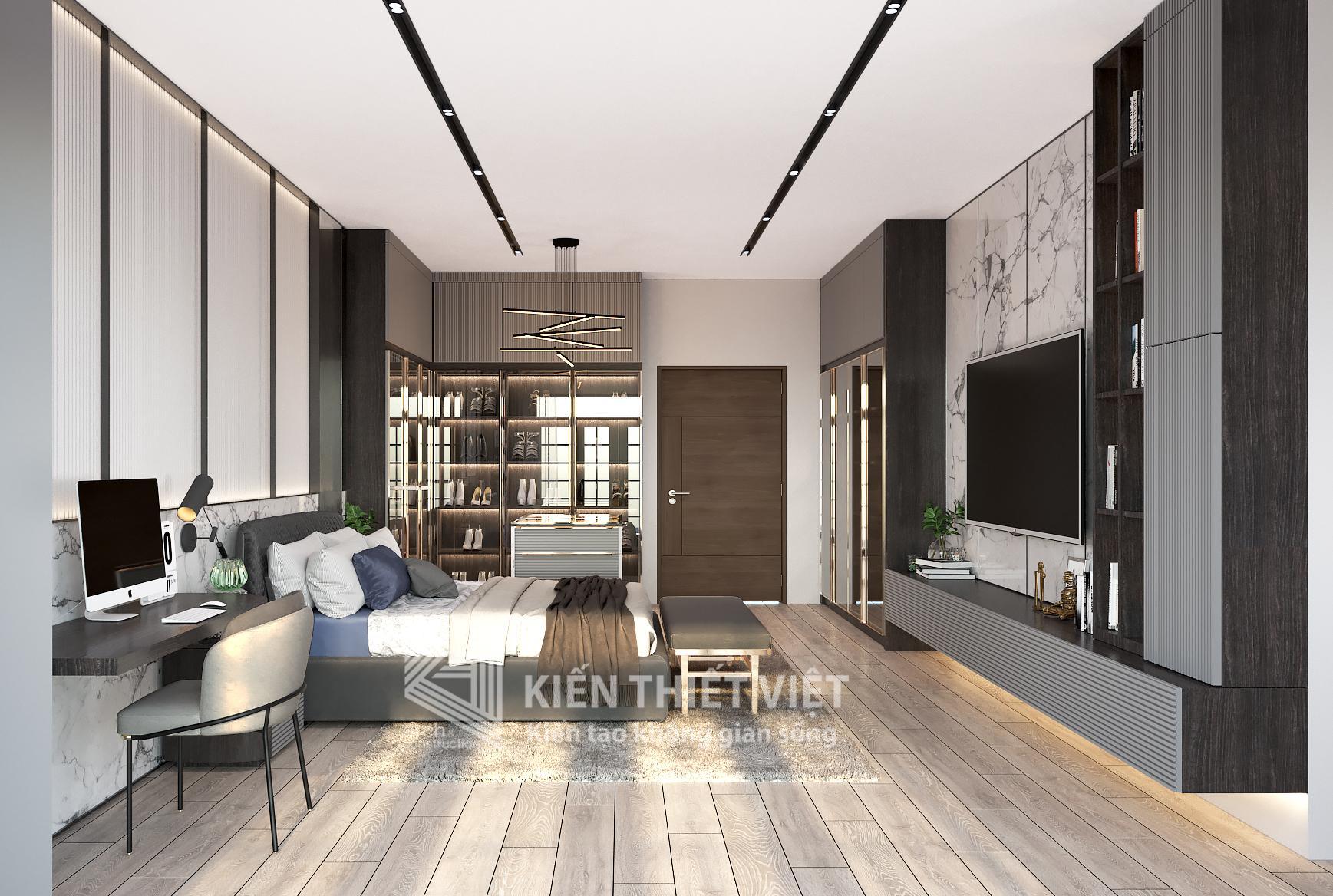 Thiết kế nội thất Nhà Mặt Phố tại Hồ Chí Minh Nhà phố Vườn Lài Tân Phú 1593399393 21