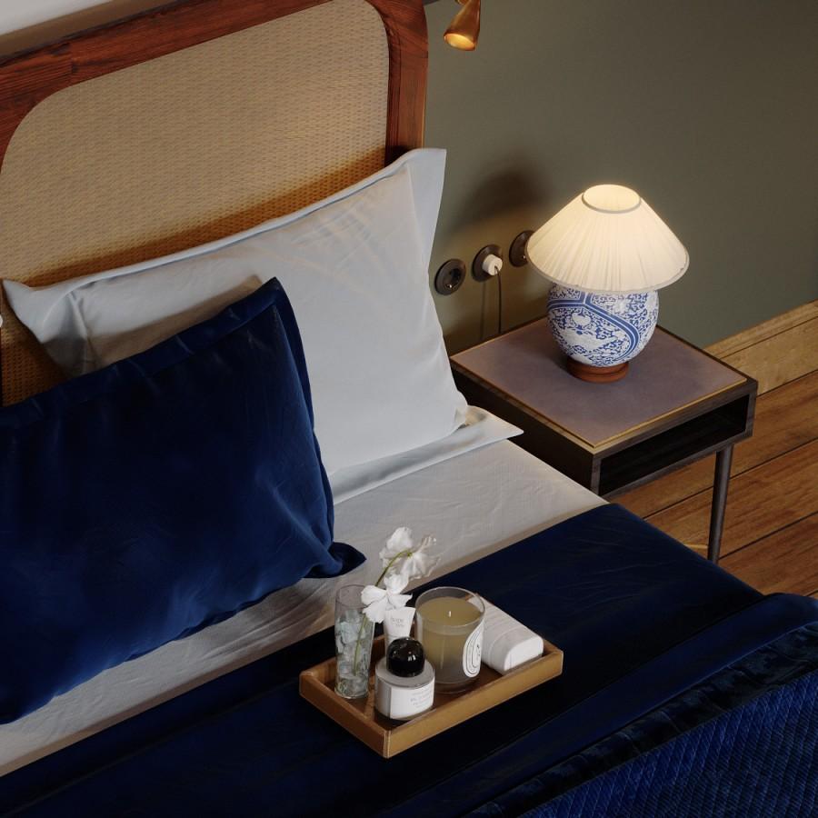 thiết kế Nội thất Chung Cư Sanders Hotel - Bedroom03