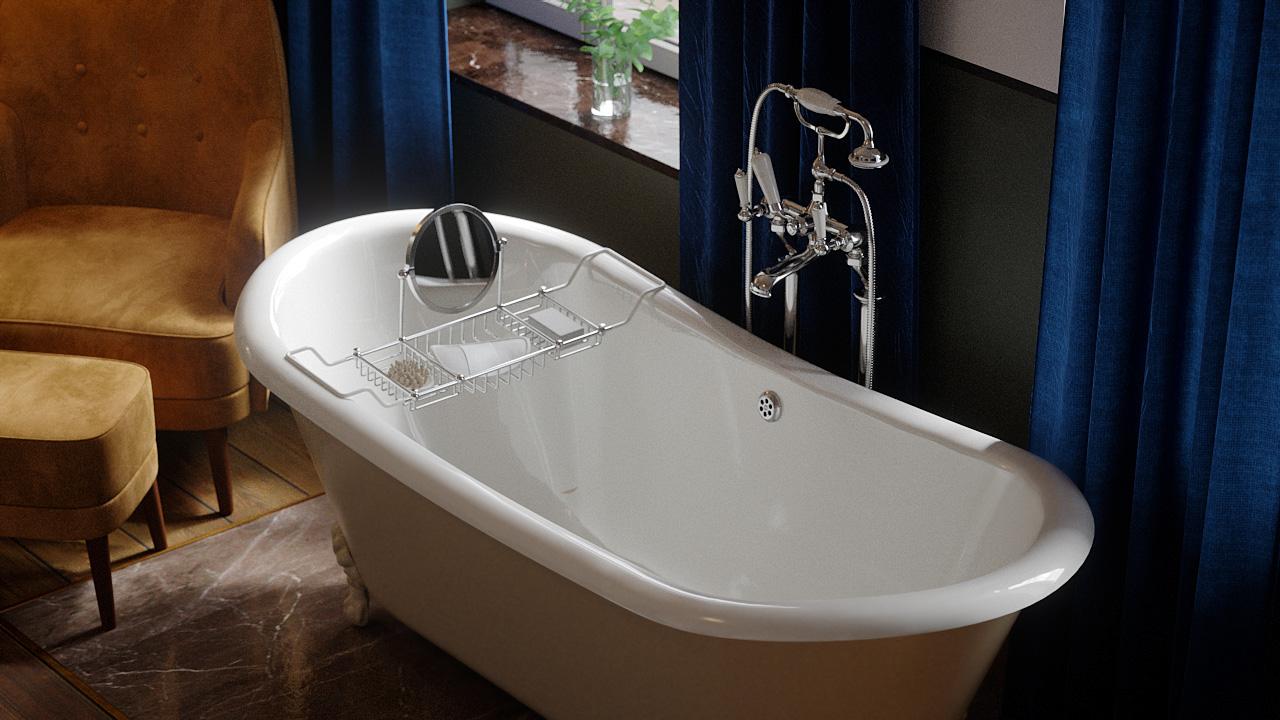 thiết kế Nội thất Chung Cư Sanders Hotel - Bedroom87
