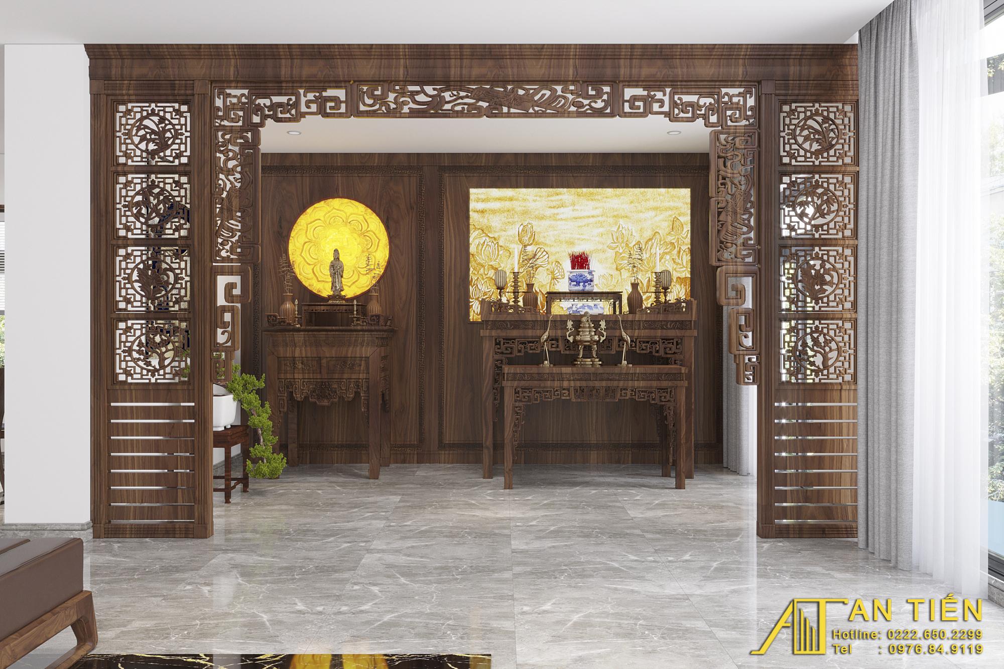 Thiết kế nội thất Biệt Thự tại Bắc Ninh Biệt thự phong cách đồng gia 1625737881 3