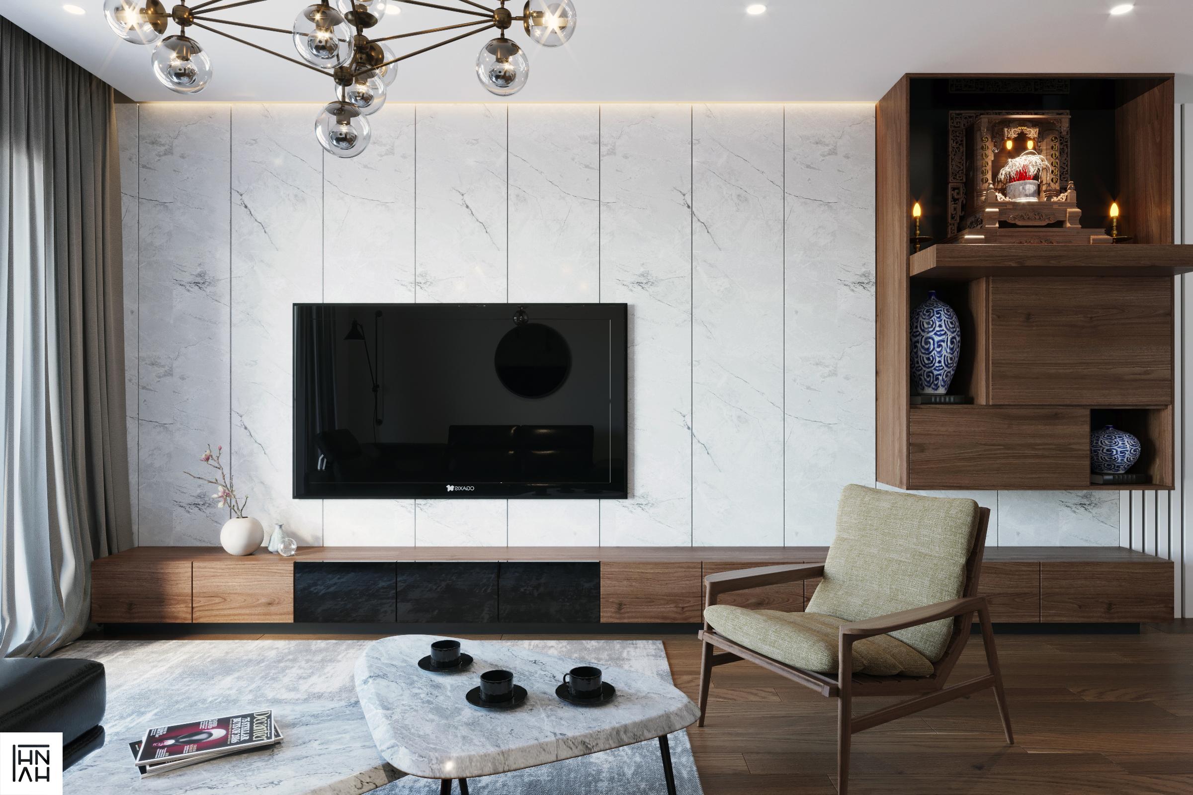 thiết kế nội thất chung cư tại Hà Nội Cuc. Apartment 0 1566896396