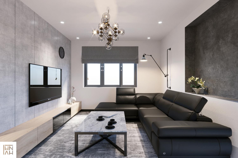 thiết kế nội thất chung cư tại Hà Nội An Bình Apartment 1 1566897072