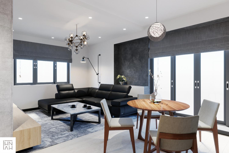 thiết kế nội thất chung cư tại Hà Nội An Bình Apartment 2 1566897072