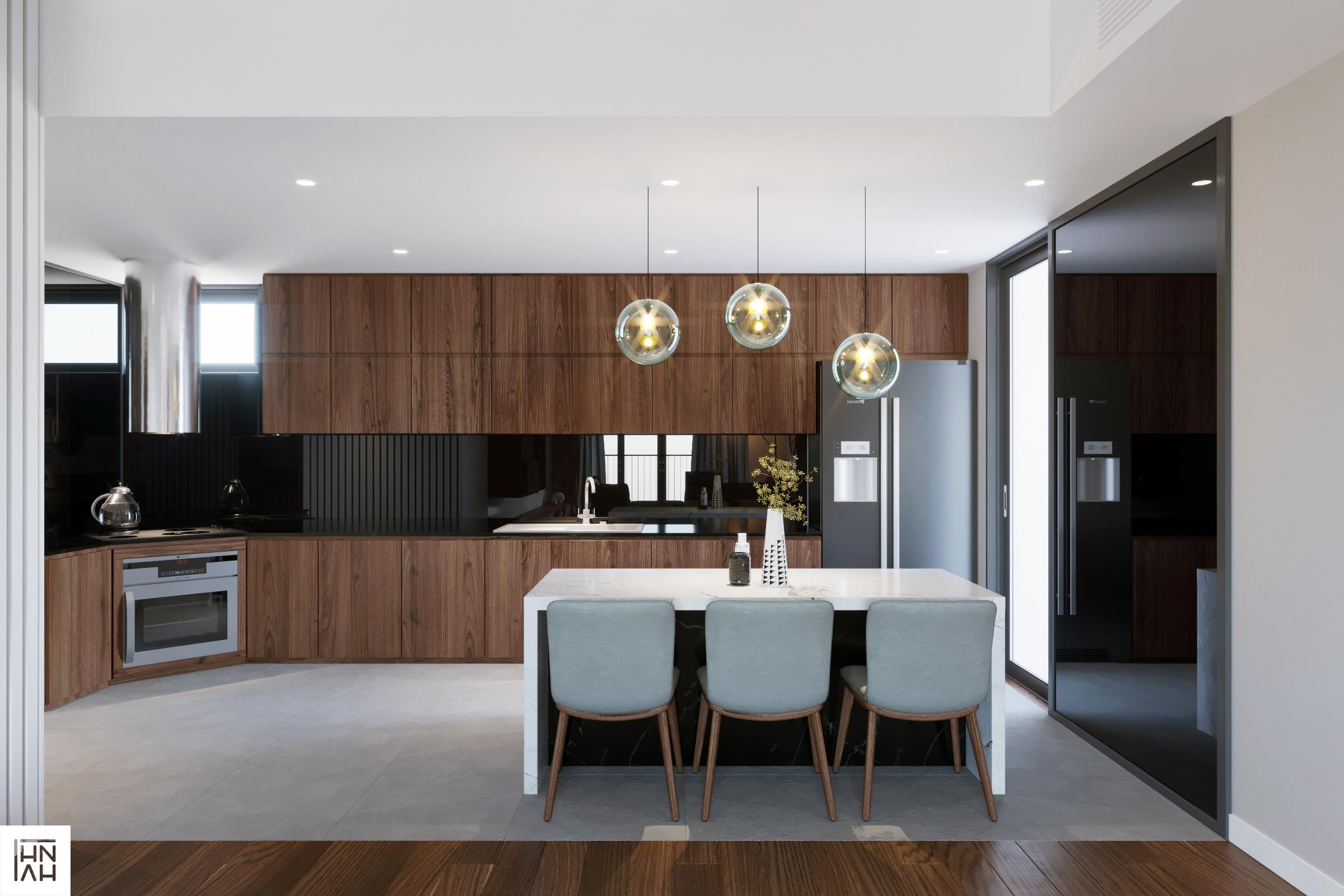 thiết kế nội thất chung cư tại Hà Nội Cuc. Apartment 4 1566896397