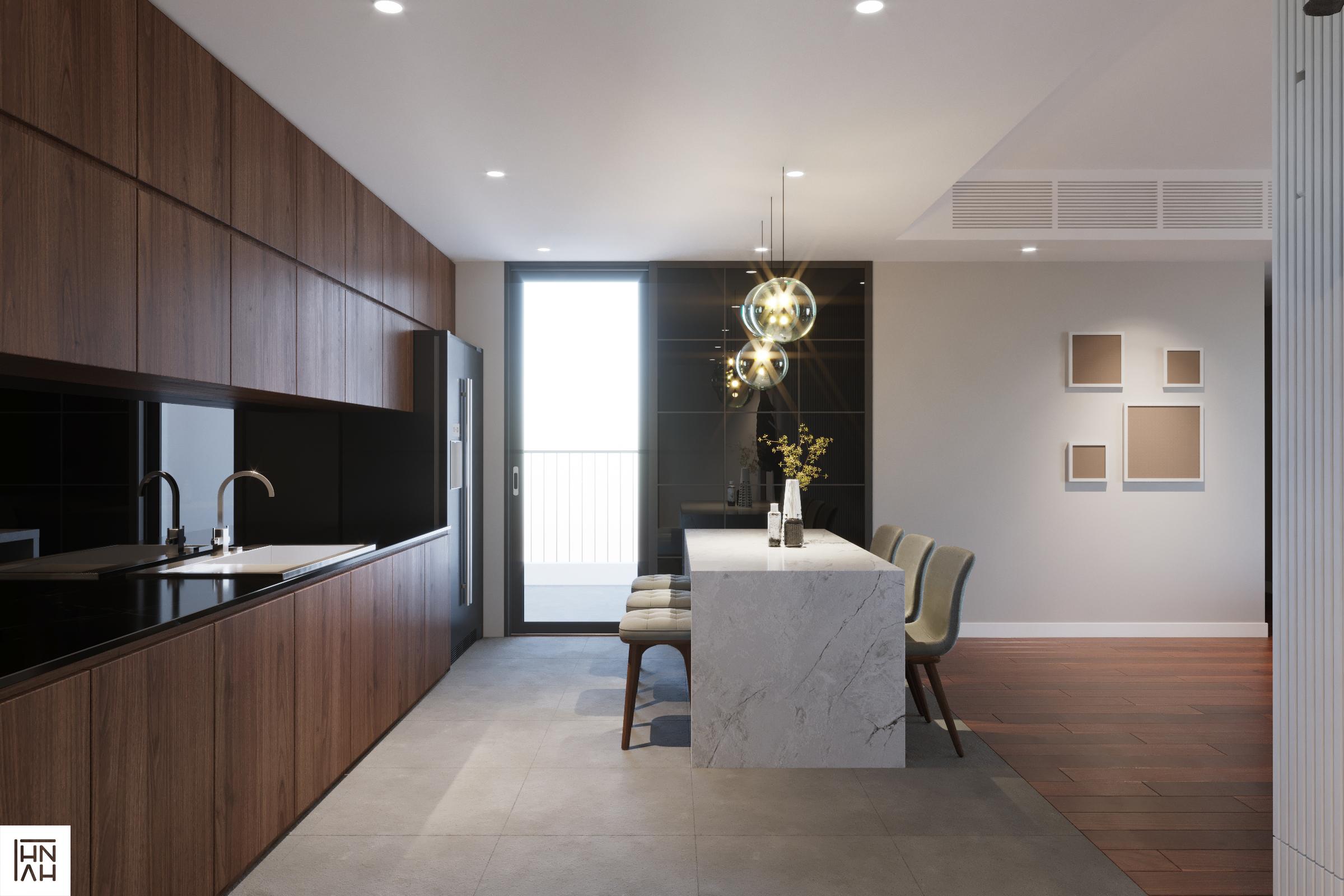 thiết kế nội thất chung cư tại Hà Nội Cuc. Apartment 5 1566896398