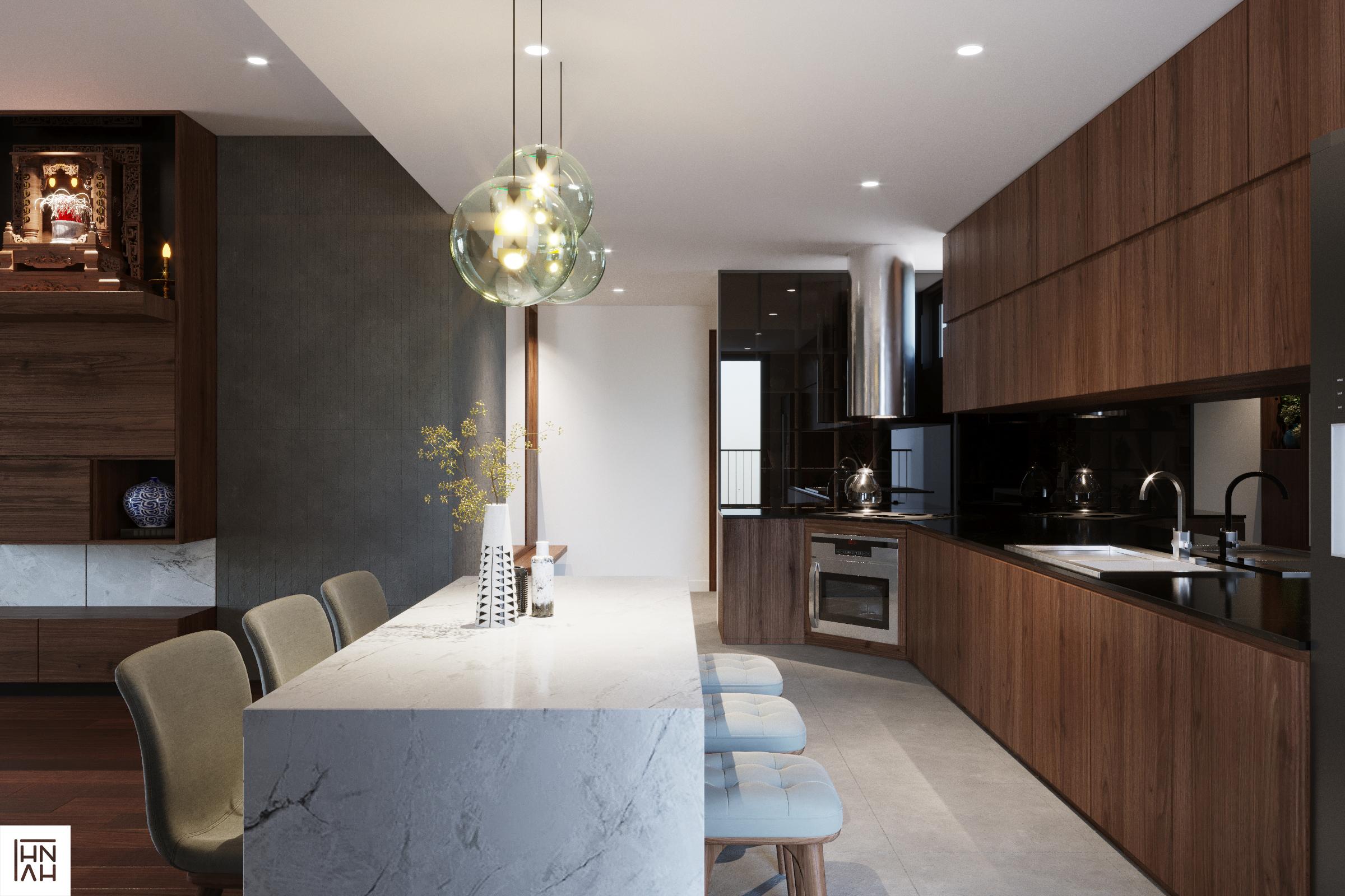 thiết kế nội thất chung cư tại Hà Nội Cuc. Apartment 6 1566896400