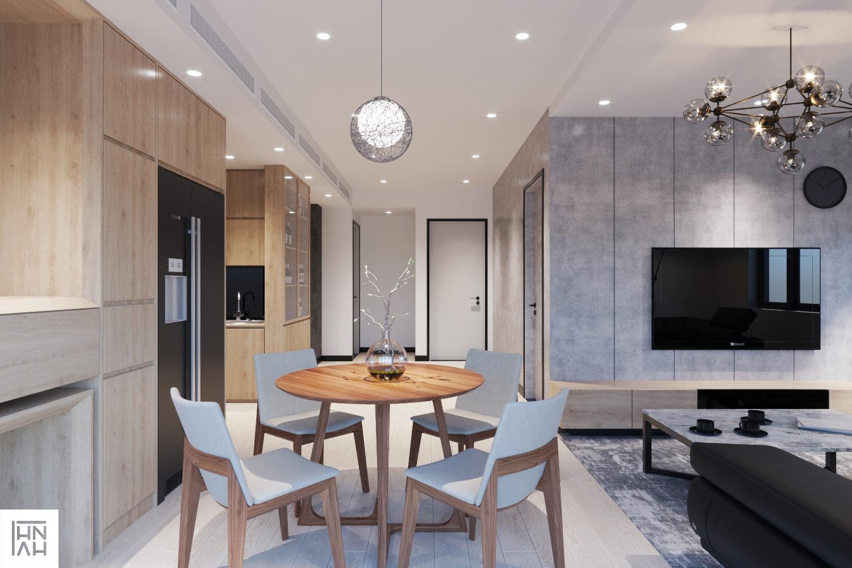 thiết kế nội thất chung cư tại Hà Nội An Bình Apartment 6 1566897073