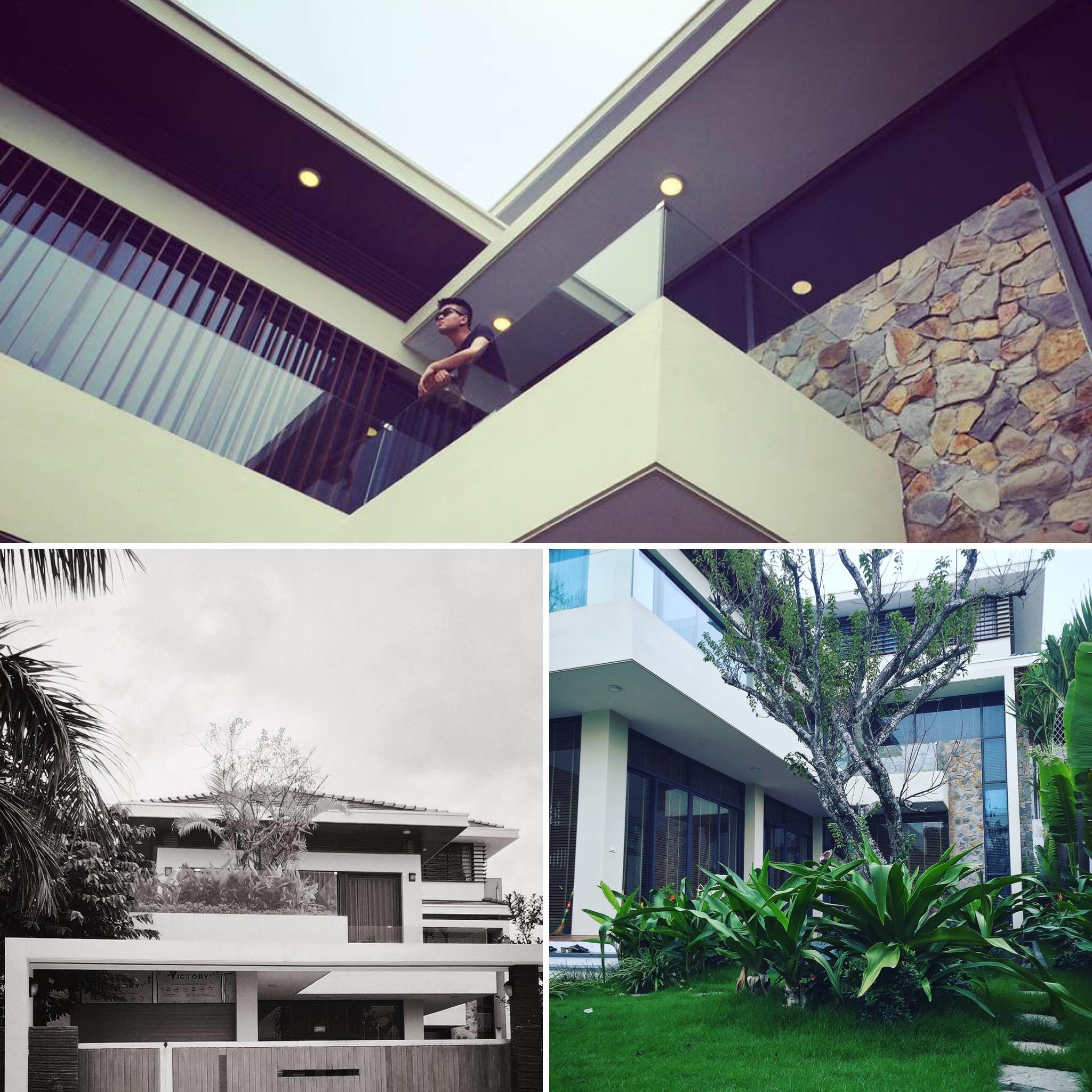 thiết kế Biệt Thự 3 tầng tại Bắc Ninh T VILLA 0 1562170230