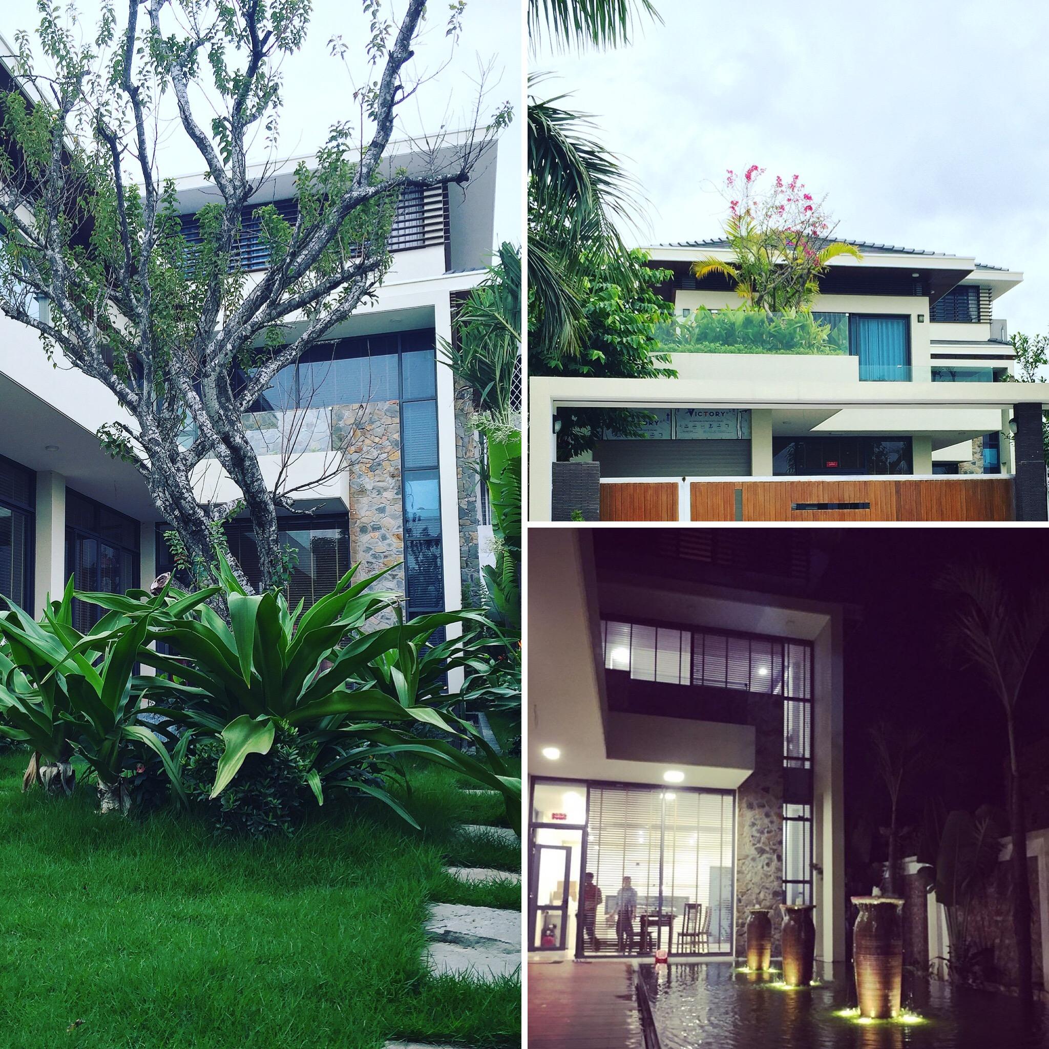 thiết kế Biệt Thự 3 tầng tại Bắc Ninh T VILLA 2 1562170229