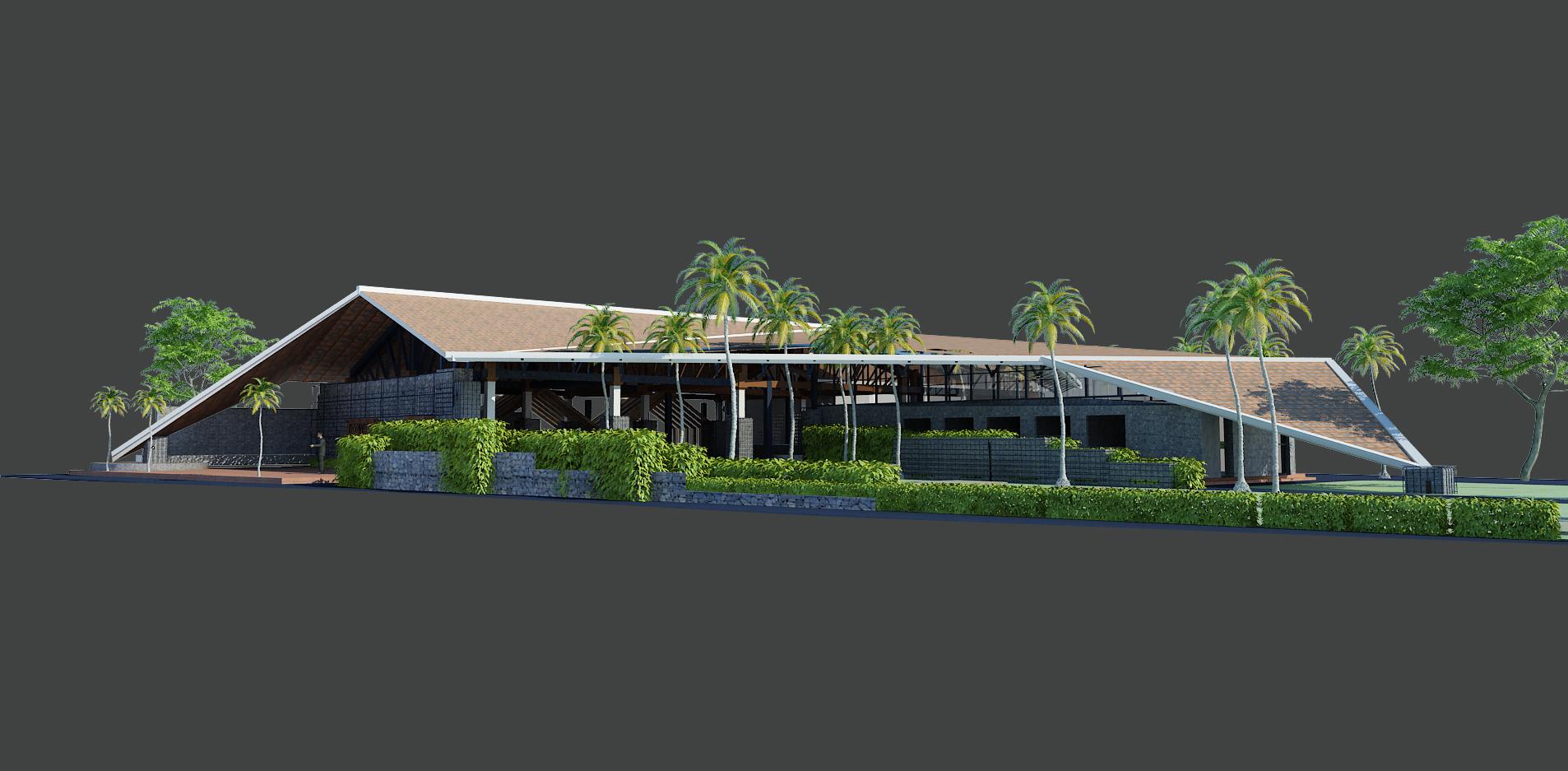 thiết kế Nhà Hàng tại Bắc Ninh POWER Restaurant 0 1563122783