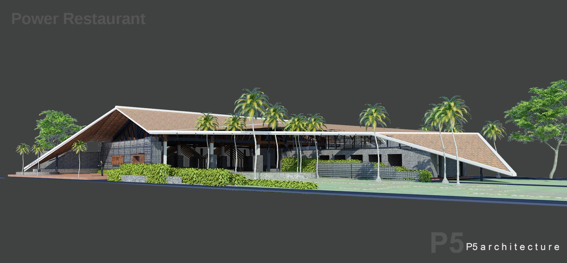 thiết kế Nhà Hàng tại Bắc Ninh POWER Restaurant 1 1563122783